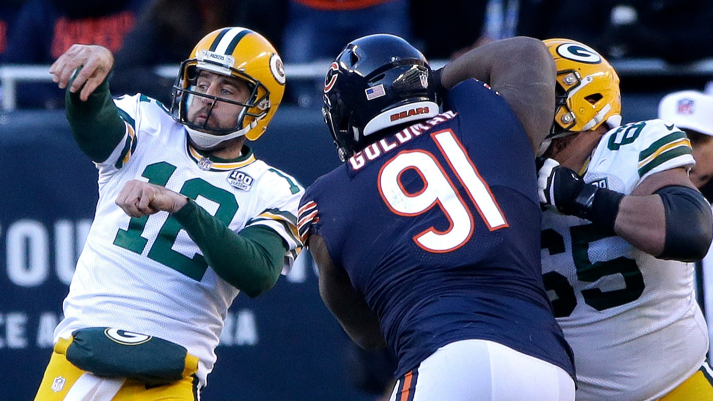 Bears Vs Packers Betting Guide What Bettors Need To Know