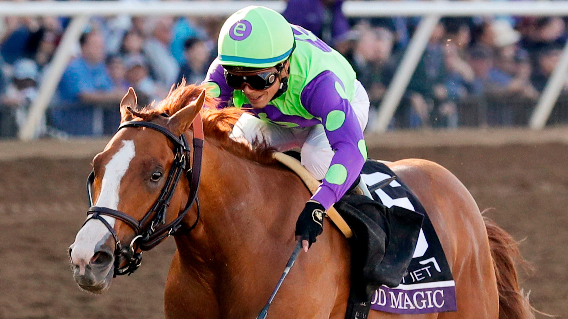 Travers Stakes Odds And Picks Good Magic Headlines 11 Horse Field At Saratoga