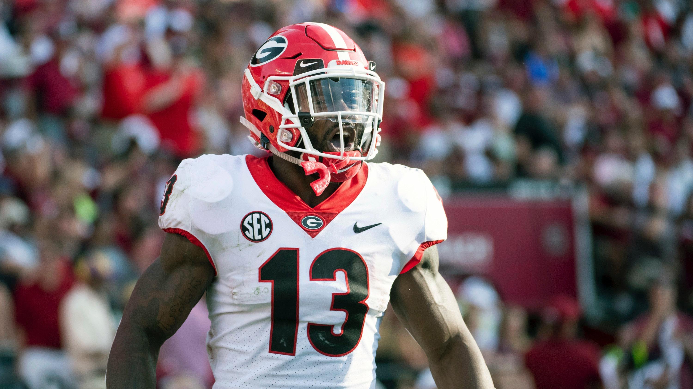 official photos a8d5a 0aa1b College football Week 2 betting recap: Georgia makes ...