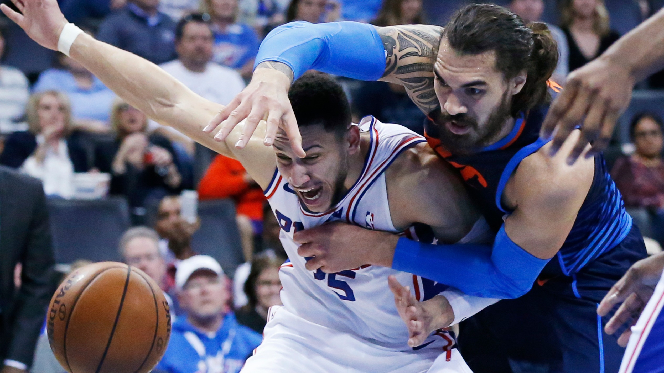 bc00964192b 76ers at Thunder betting lines, odds, trends: Philly underdog to end  19-game losing streak vs. OKC
