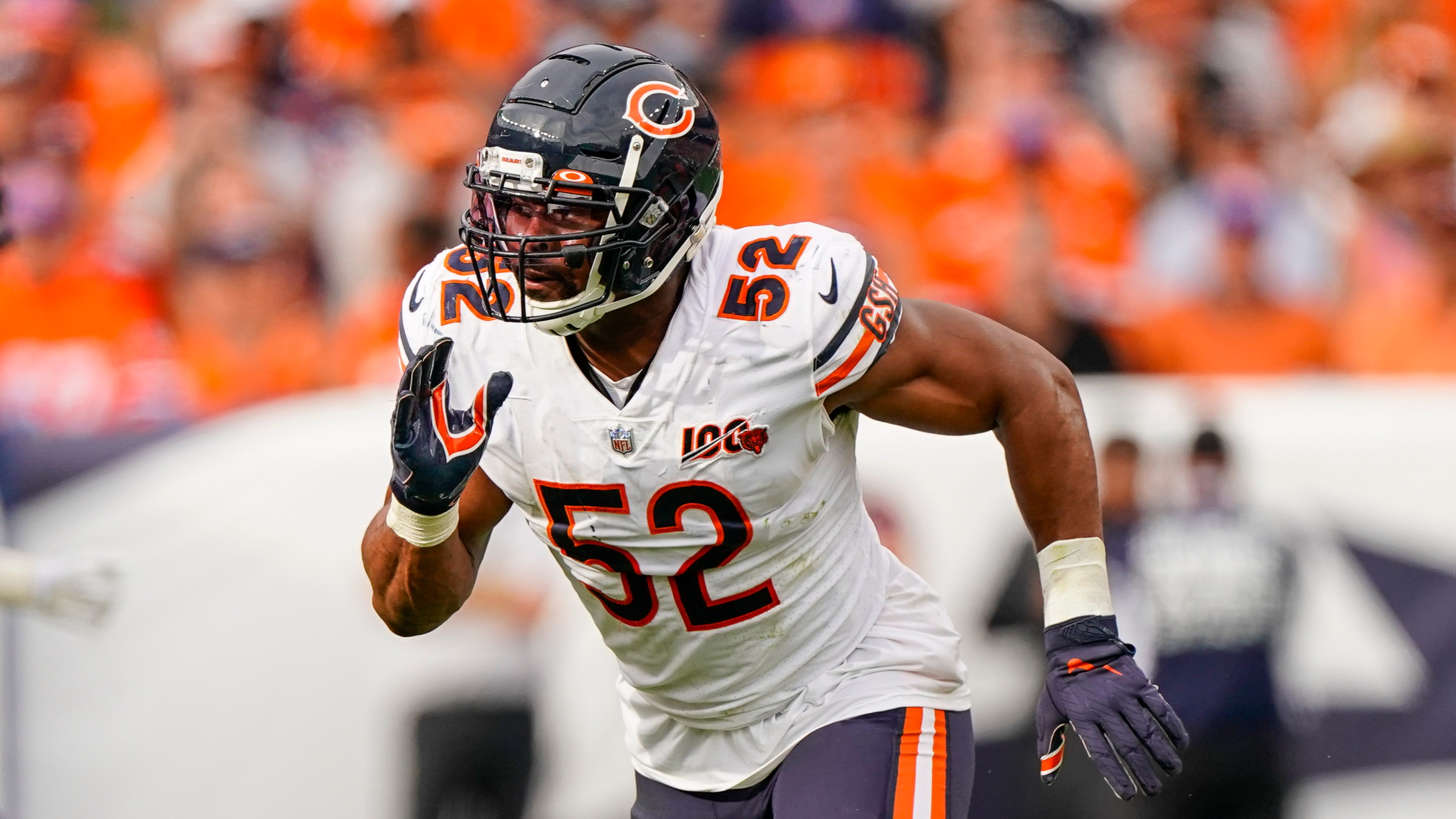 separation shoes 39db9 c8198 Monday Night Football betting guide: Struggling Bears ...