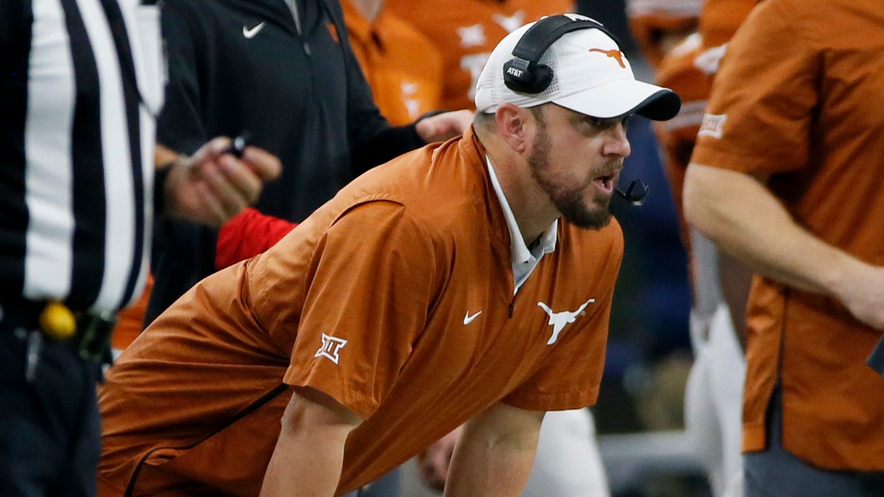 LSU at Texas betting guide: Tom Herman's ATS underdog record