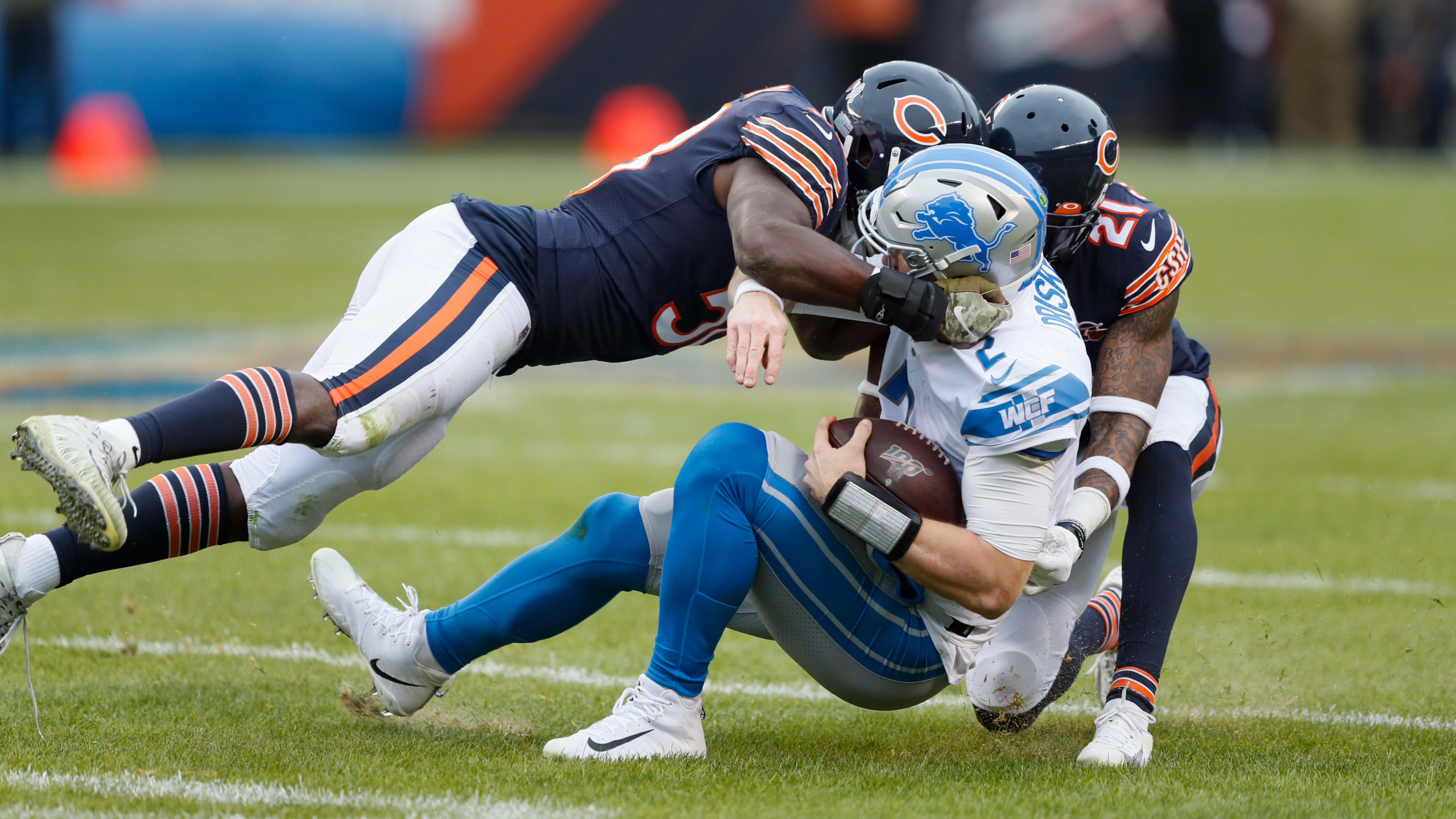 Betting line on bears lions game bitcoins worth millions lost in landfill daughter