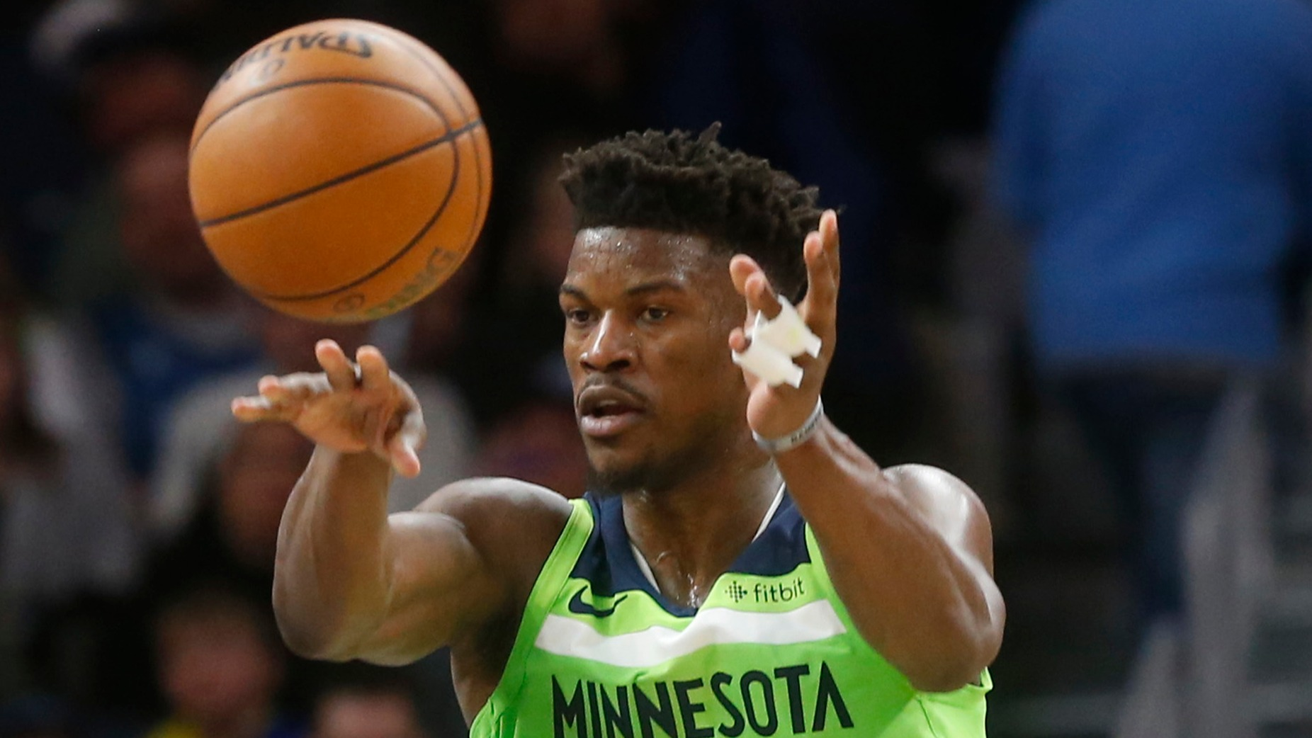 8703acd85ee 76ers swing for fences with Jimmy Butler trade as Timberwolves finally pull  trigger