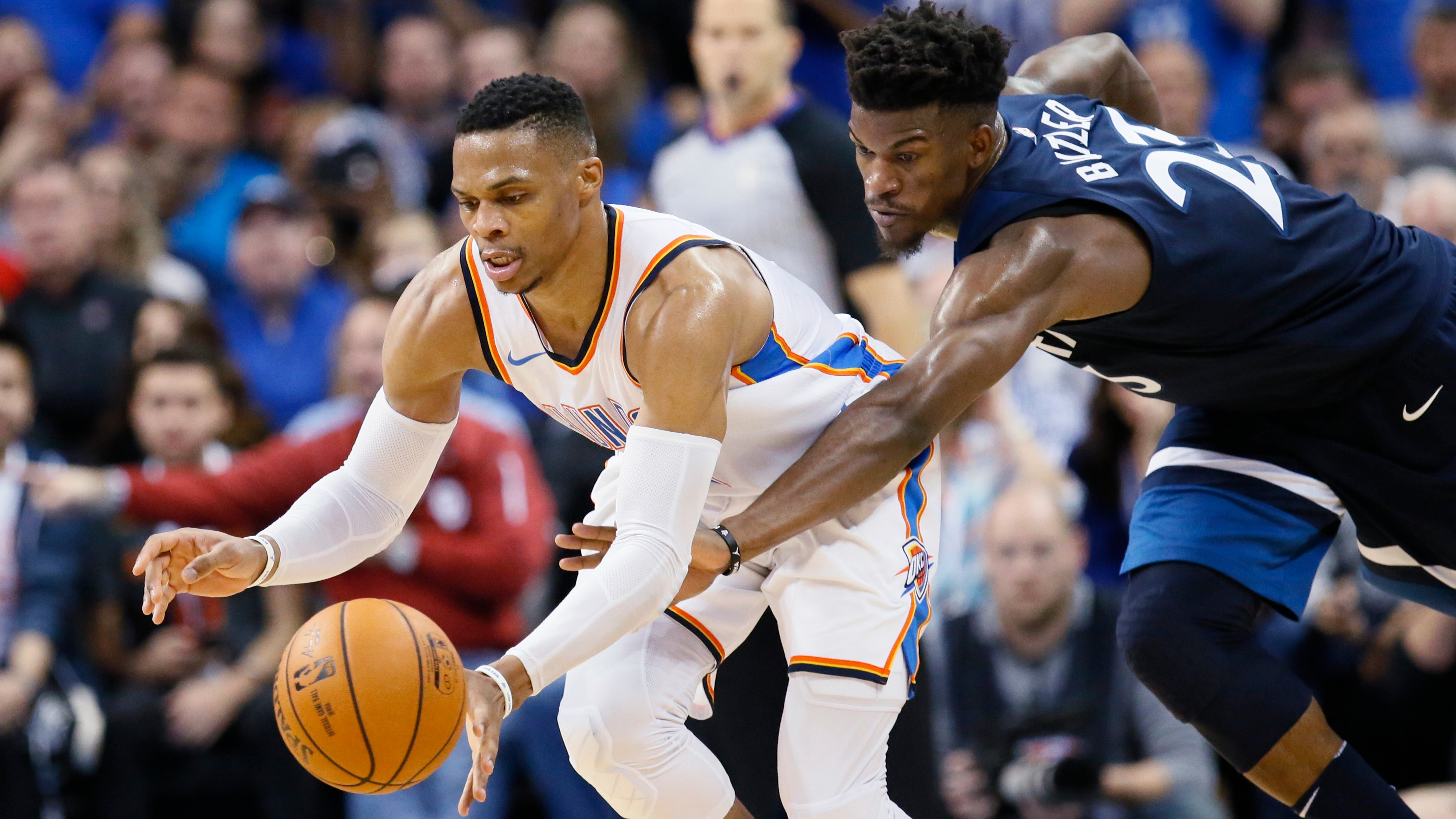 5 teams whose NBA title odds could shift with Russell