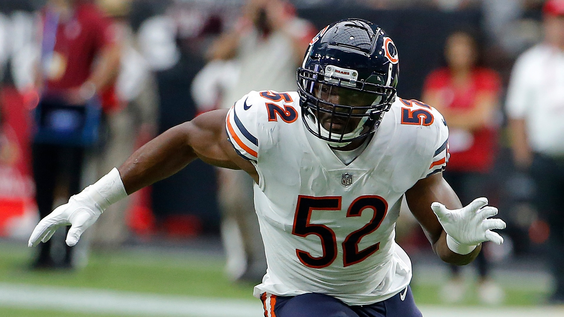 f3d6153c7d4 Buccaneers vs. Bears betting lines and preview: Spread shifts toward ...
