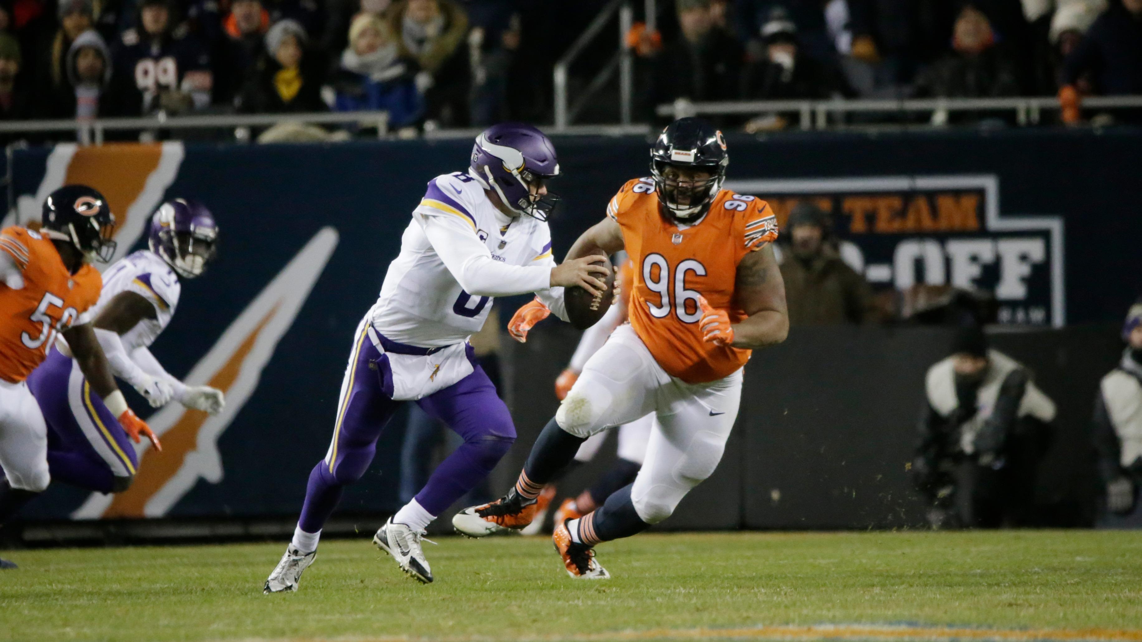f551c7de NFL Week 17 late game rundown: Vikings, Ravens face win-and-in scenario
