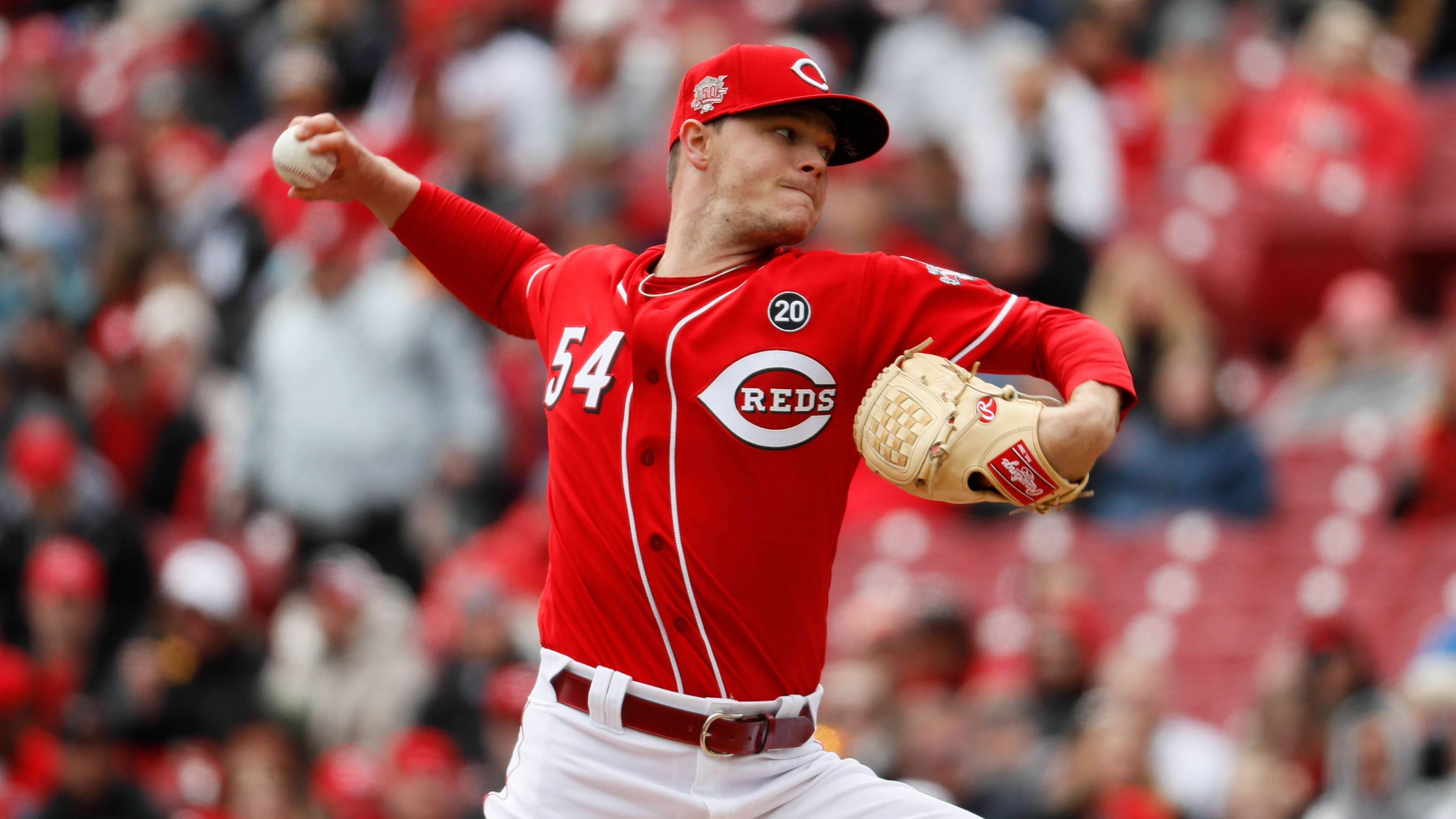 quality design cdc51 ccb6f MLB odds and betting preview: Reds starter Sonny Gray gets ...