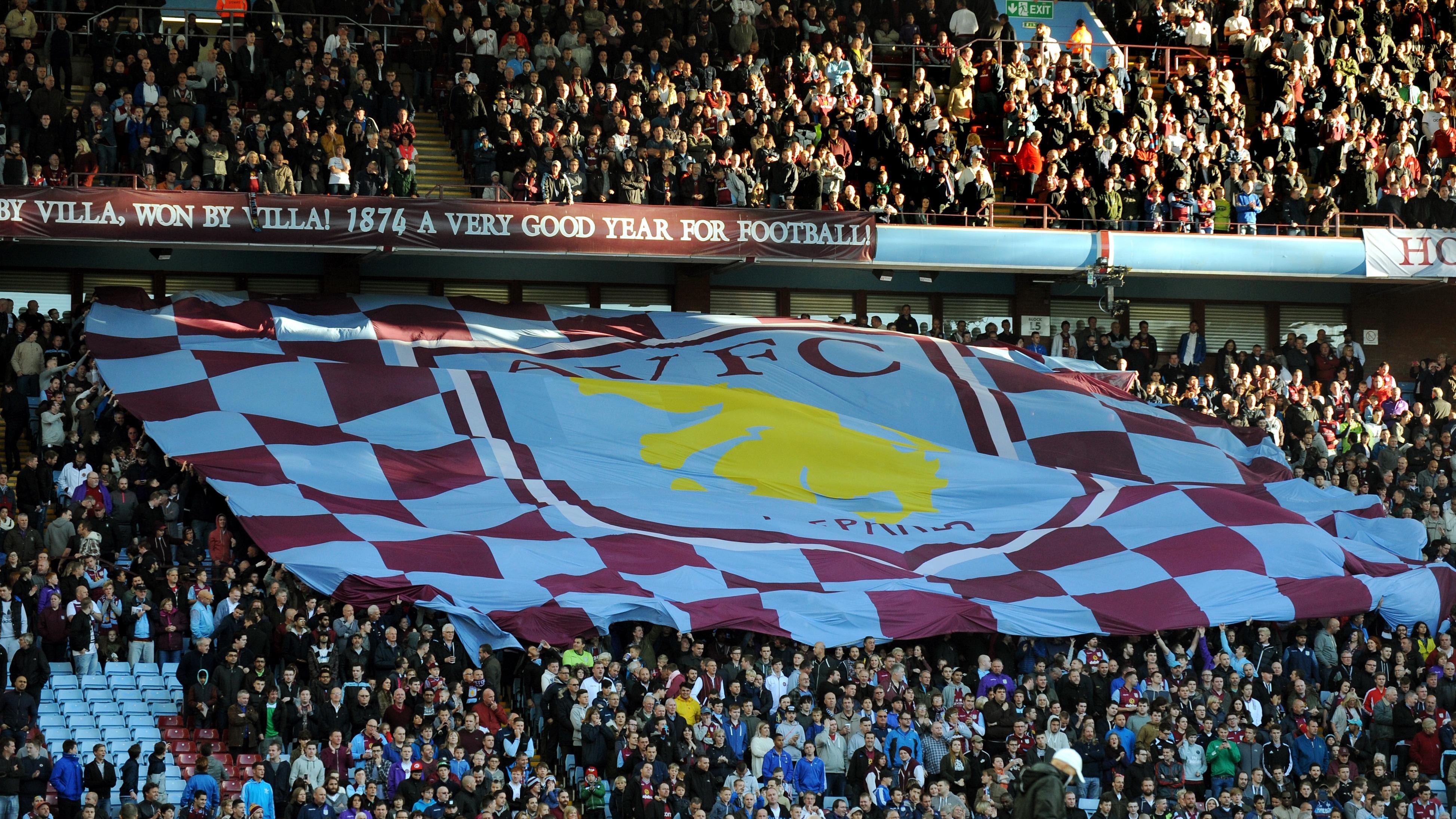 Odds to win 2019-20 English Premier League: Aston Villa