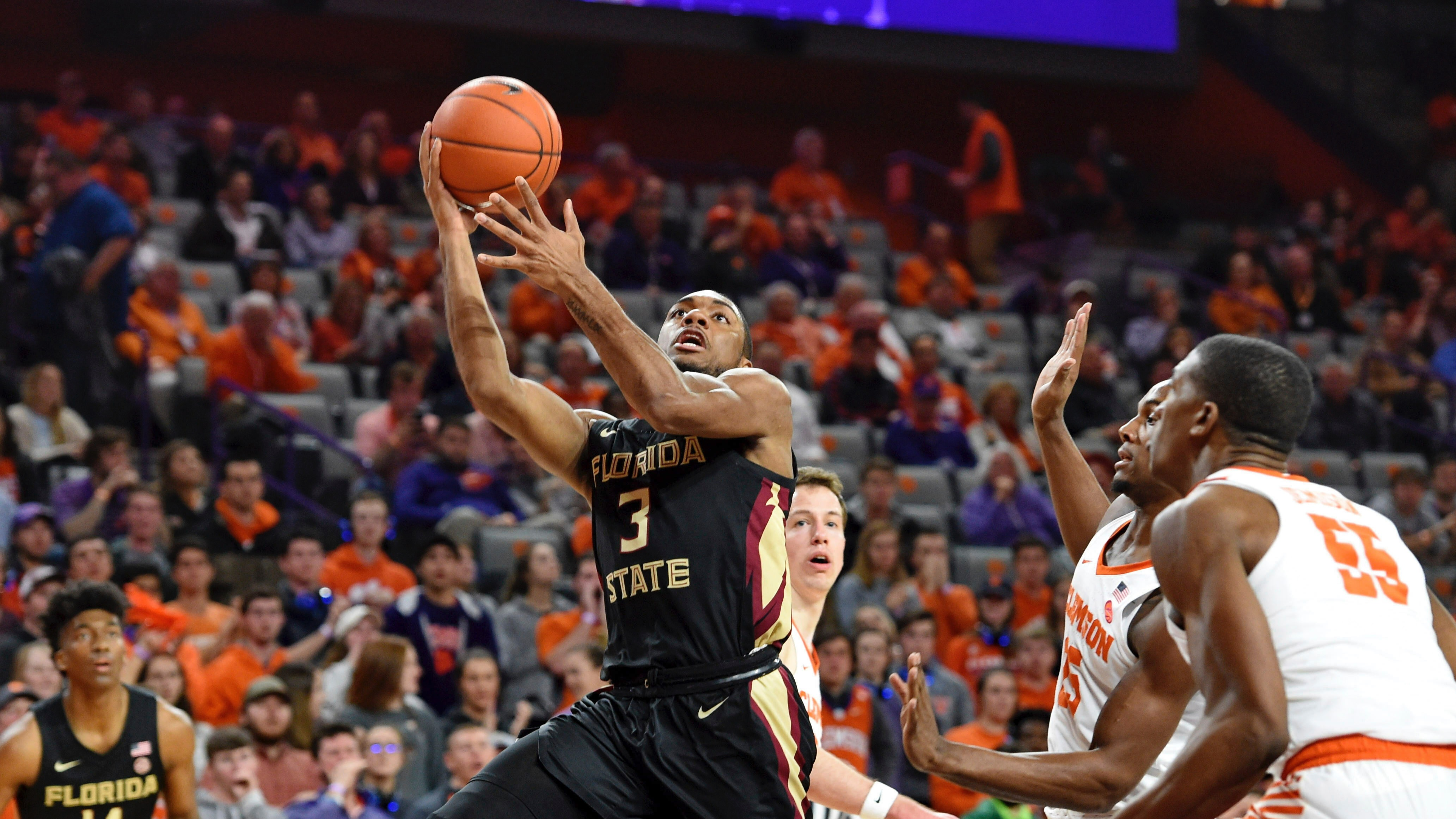 5f3a037c6821 College basketball betting notebook  Florida State hot against the spread   Maryland snaps 11-year skid