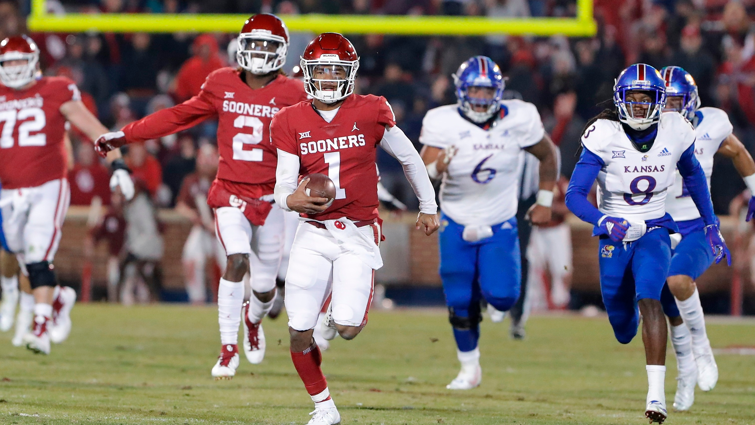 Cfp 2019 Odds And Betting Lines Oklahoma Gets In But Alabama And