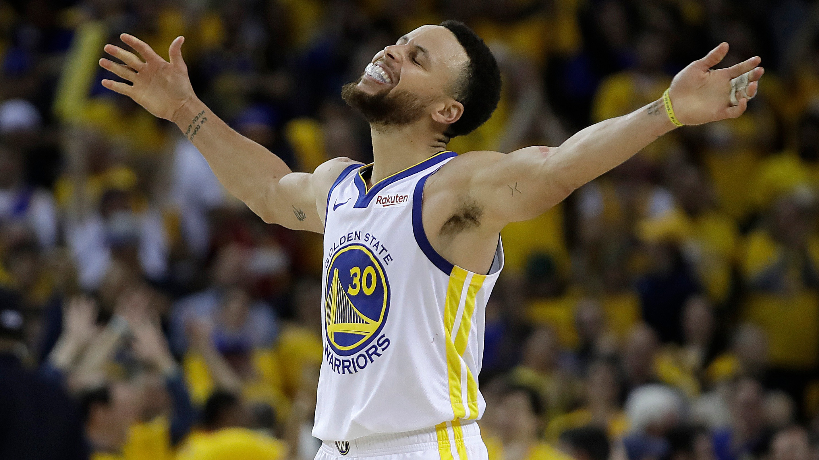 98b58821d5f3 Warriors at Rockets NBA playoff prop bets  Will Stephen Curry go OVER 31  points in Game 6 without Kevin Durant