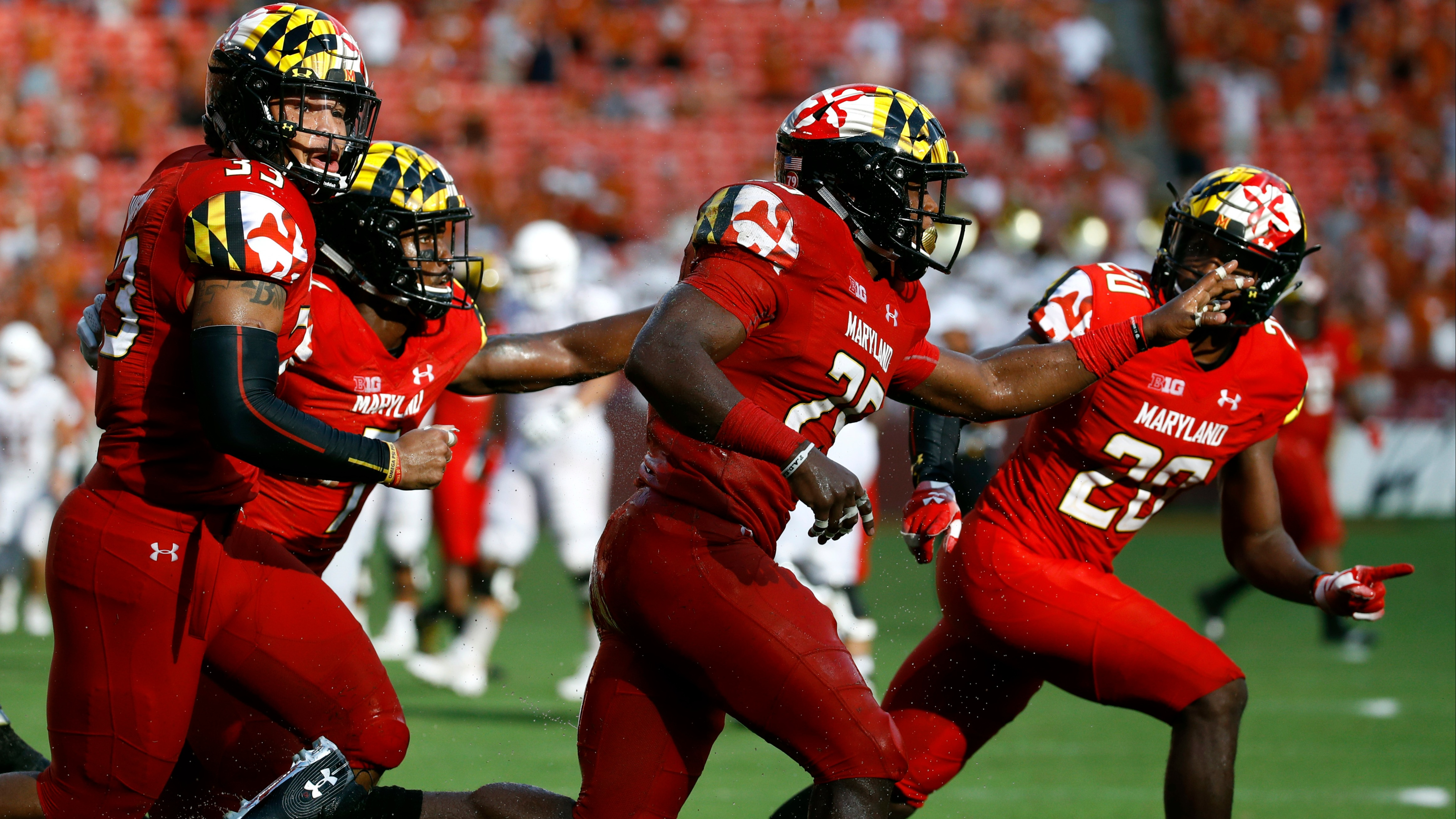 Maryland season win total, betting predictions: Roster