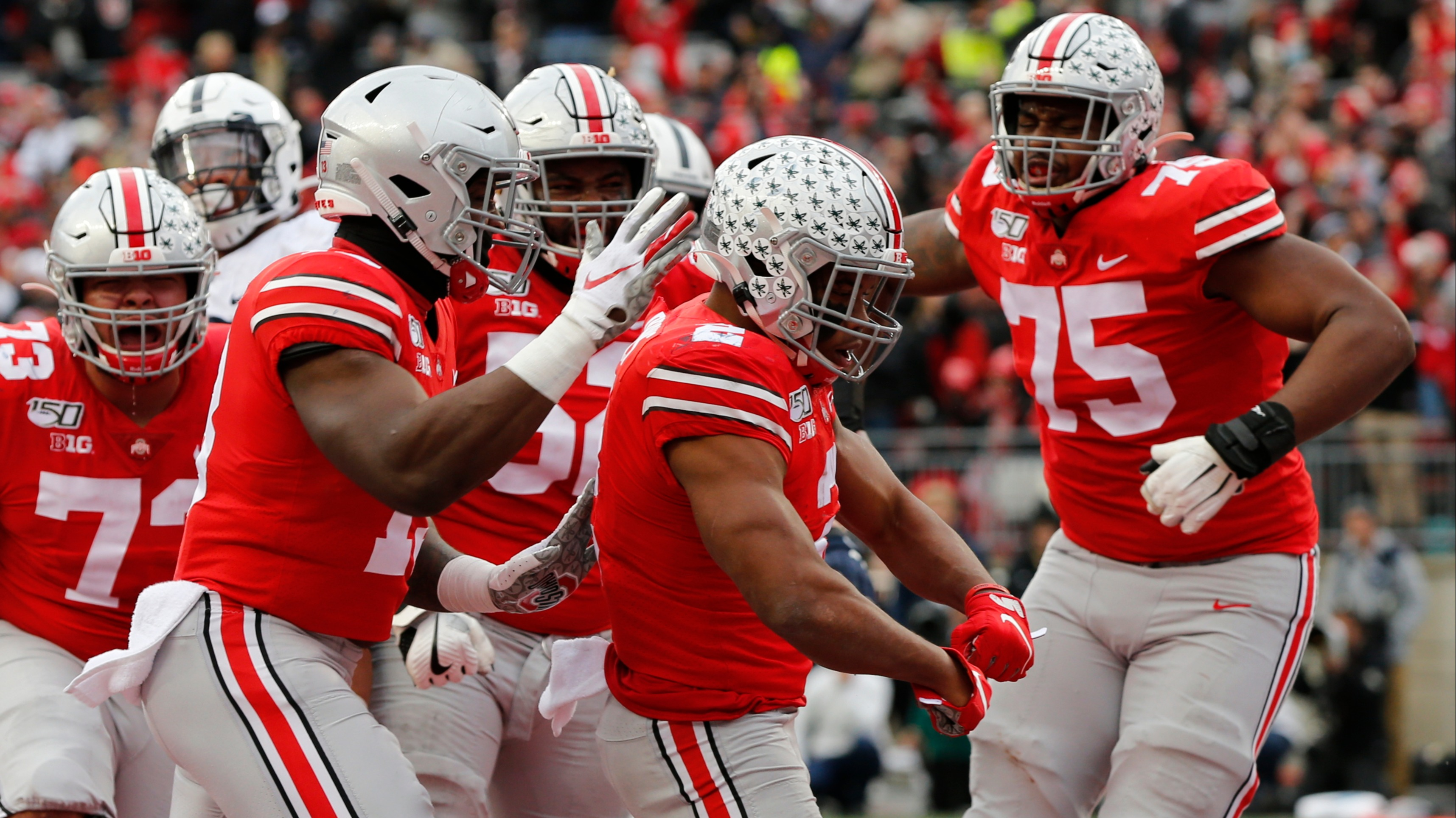 Best College Football Games 2020.Odds Shorten On Ohio State Clemson To Win 2020 College
