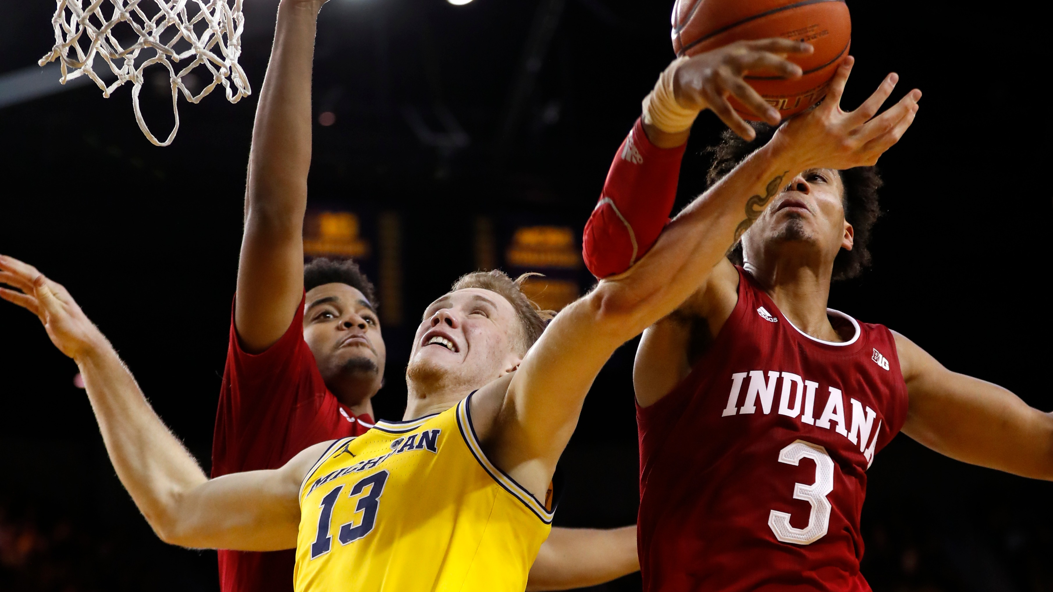 Michigan vs indiana betting prediction