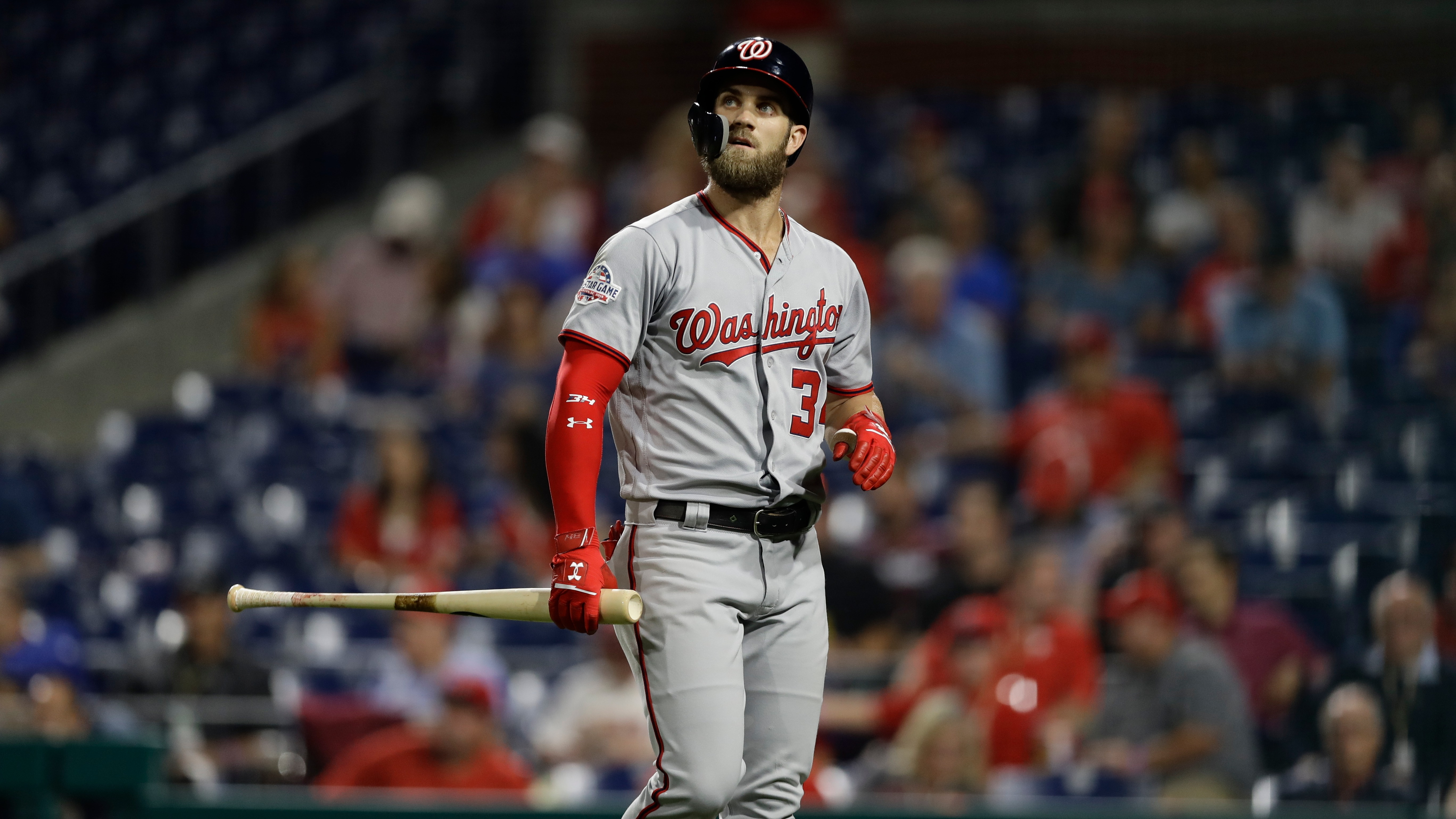new concept ce81e 29620 Bovada lists Cubs as favorites to sign Bryce Harper
