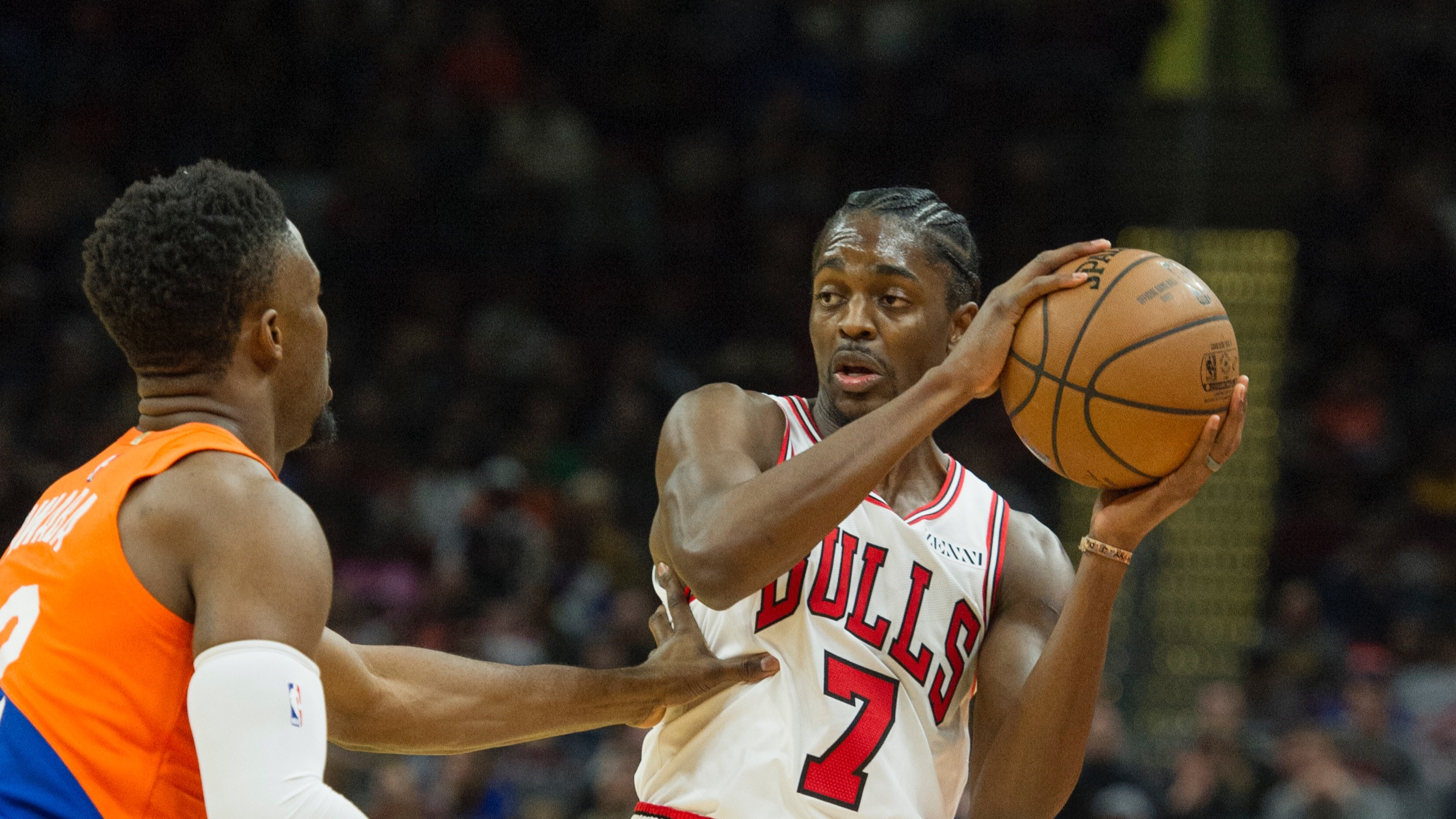 check out e51af 26d22 Bulls trade Justin Holiday to Grizzlies