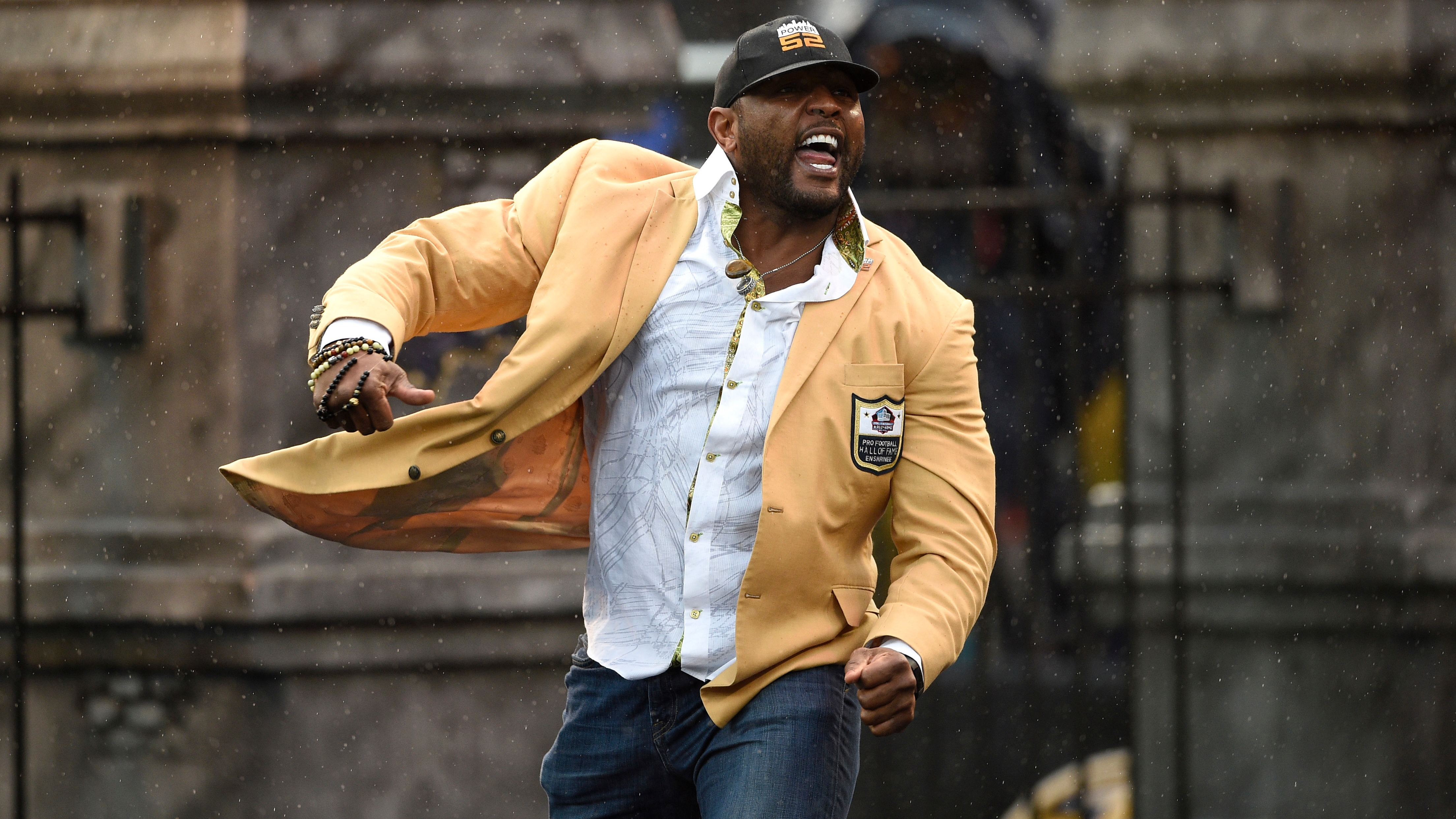 How to do the ray lewis squirrel dance business insider.