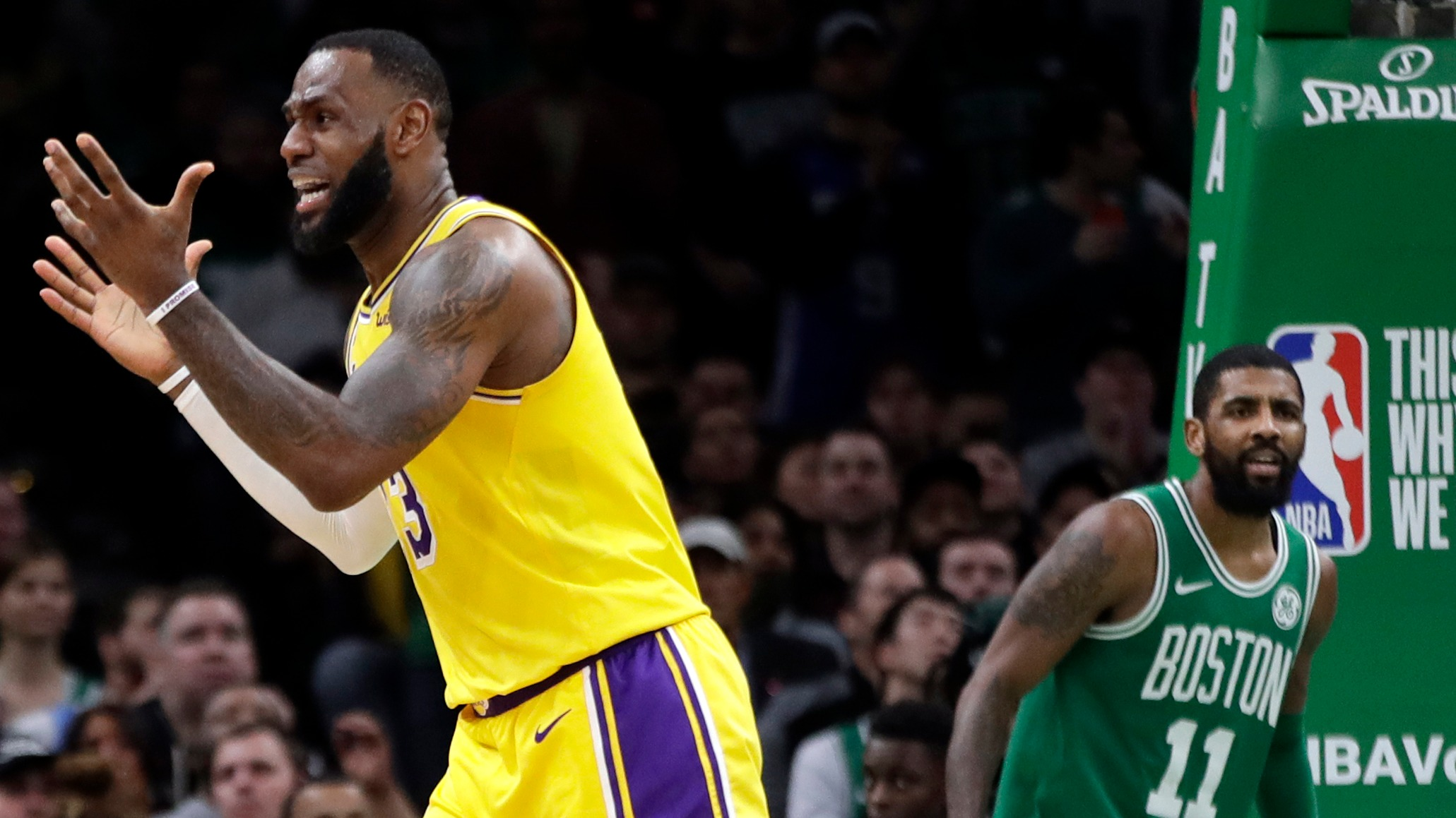 pretty nice 15bf1 4e79e The plight of LeBron's Lakers and other second-half NBA ...