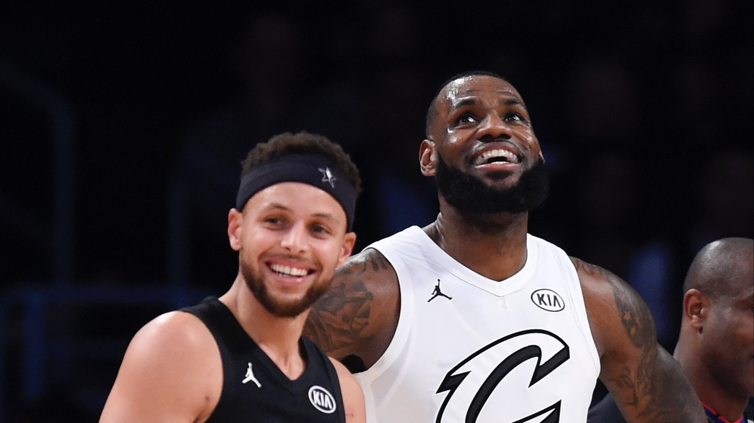 f9b52b745 2019 NBA All-Star Game odds  Team LeBron favored over Team Giannis