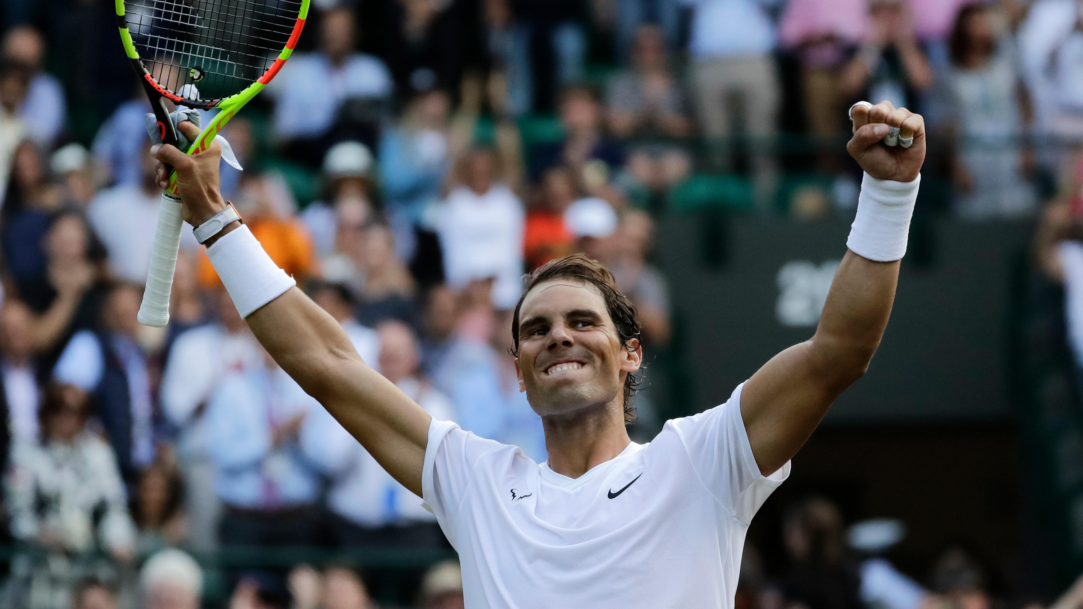 Federer nadal betting odds top ten betting sites uk