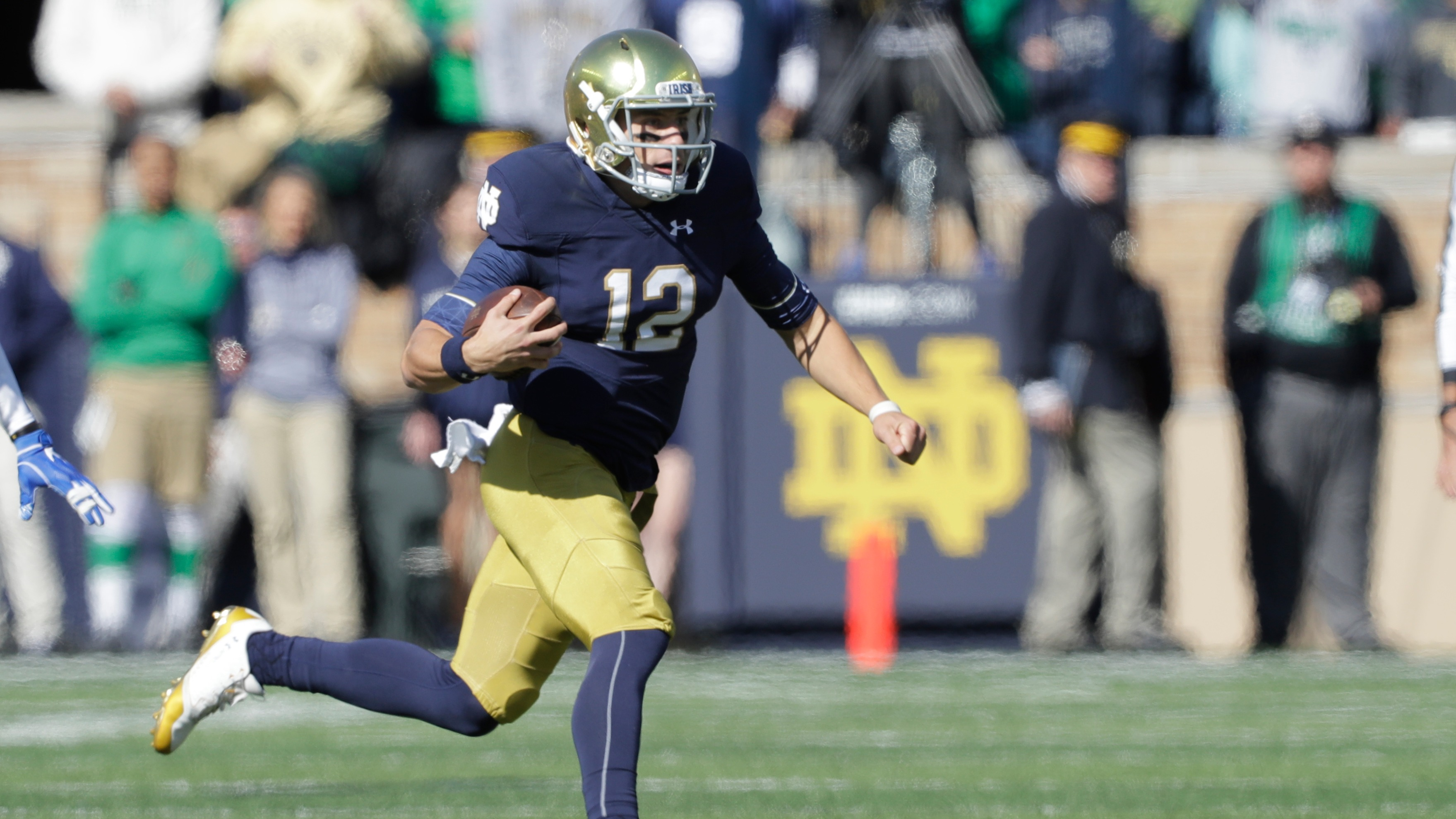 f92e7440c Oddsmakers aren t giving 12-0 Notre Dame much of a chance to beat Clemson  in the semifinals of the 2019 College Football Playoffs.