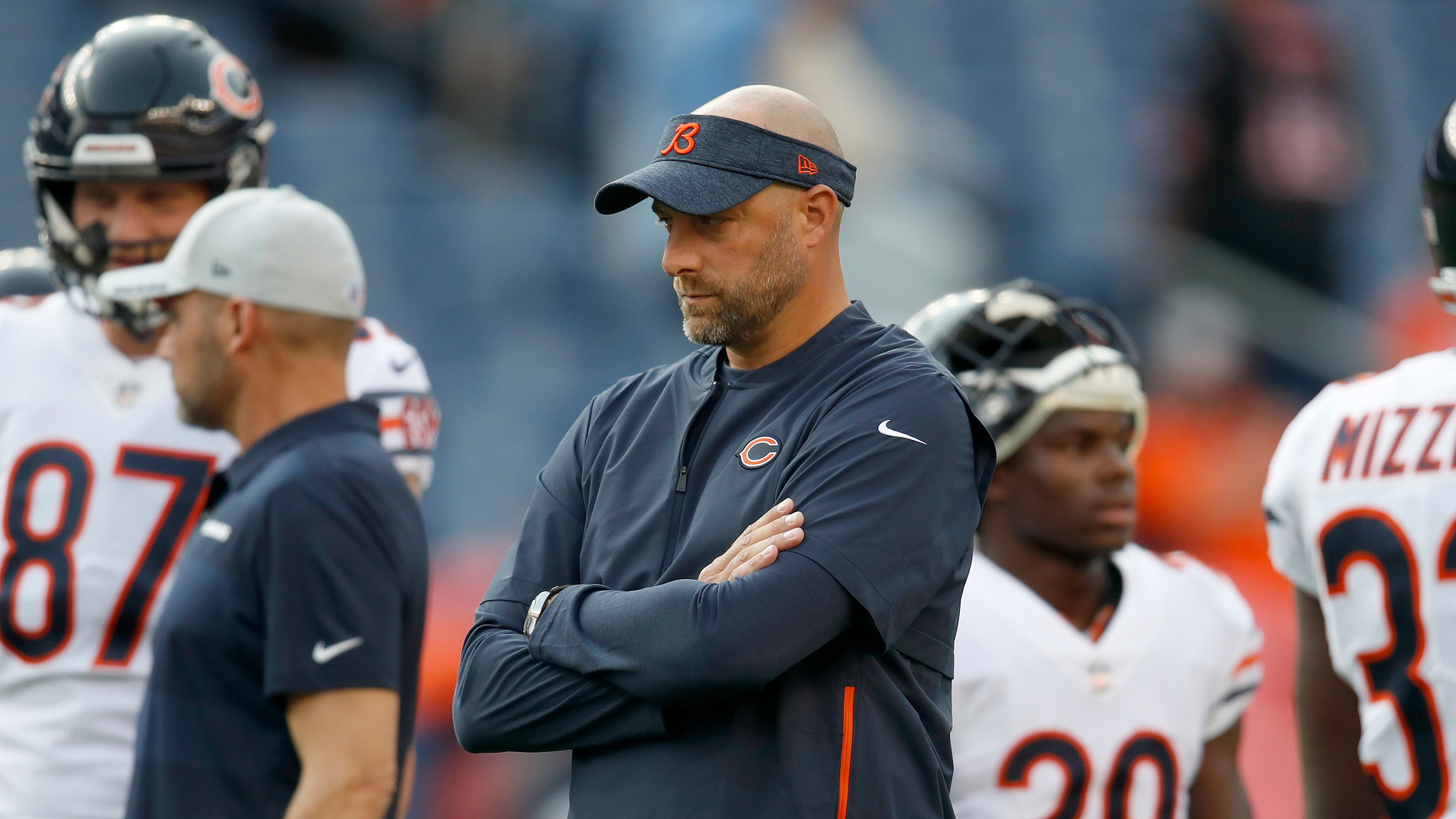866404d6 Bears vs. Packers betting preview: Nagy looks to reverse rivalry trends