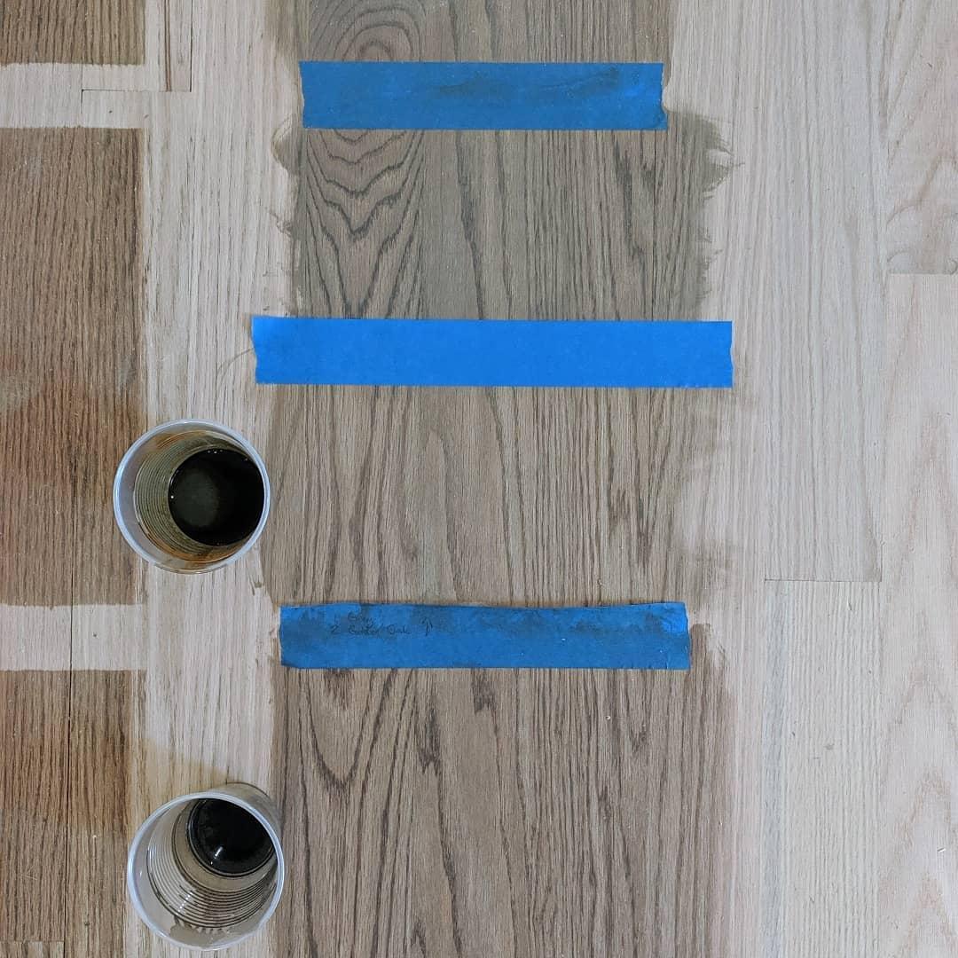 Floor Color Emergency