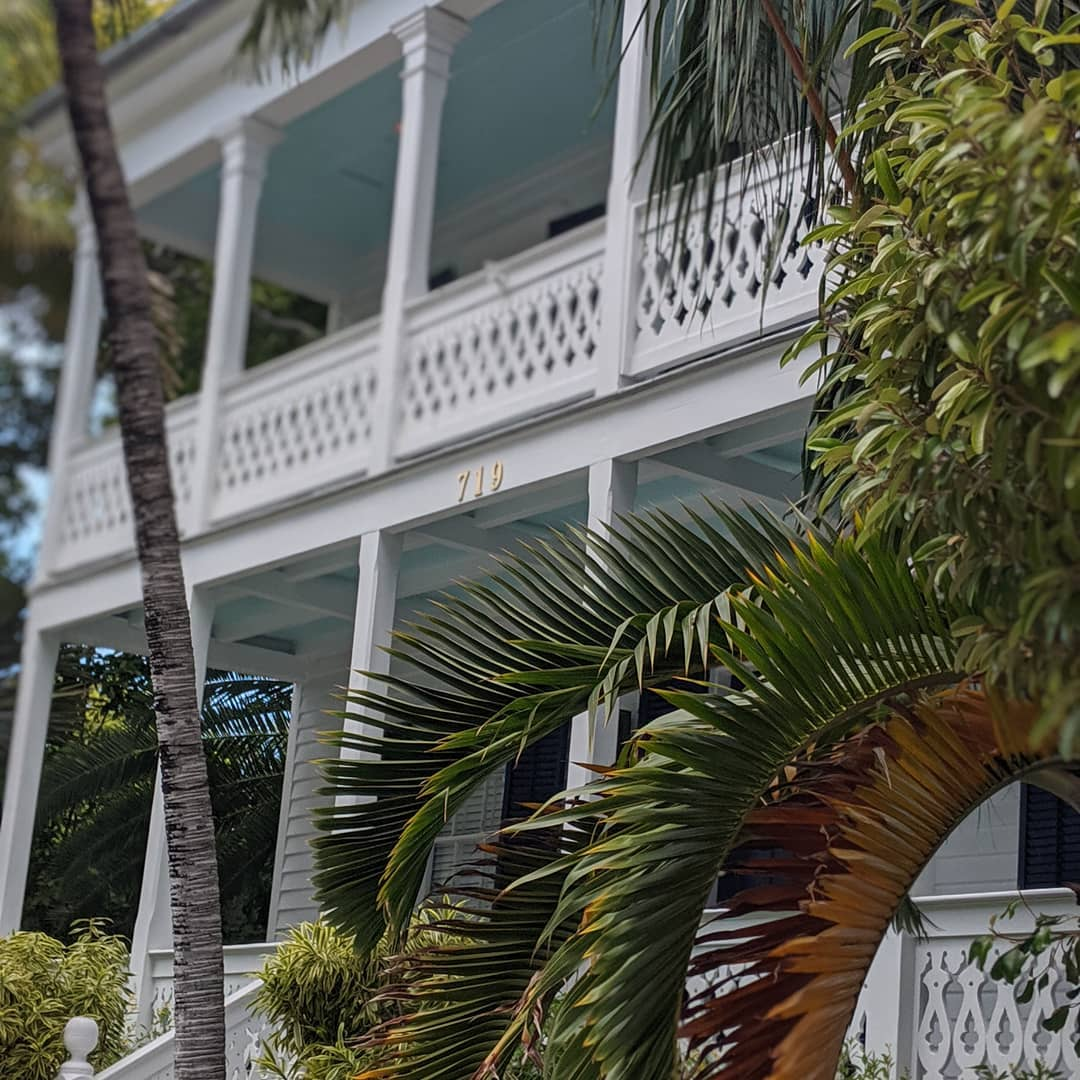 Stunning Victorian Architecture of Key West