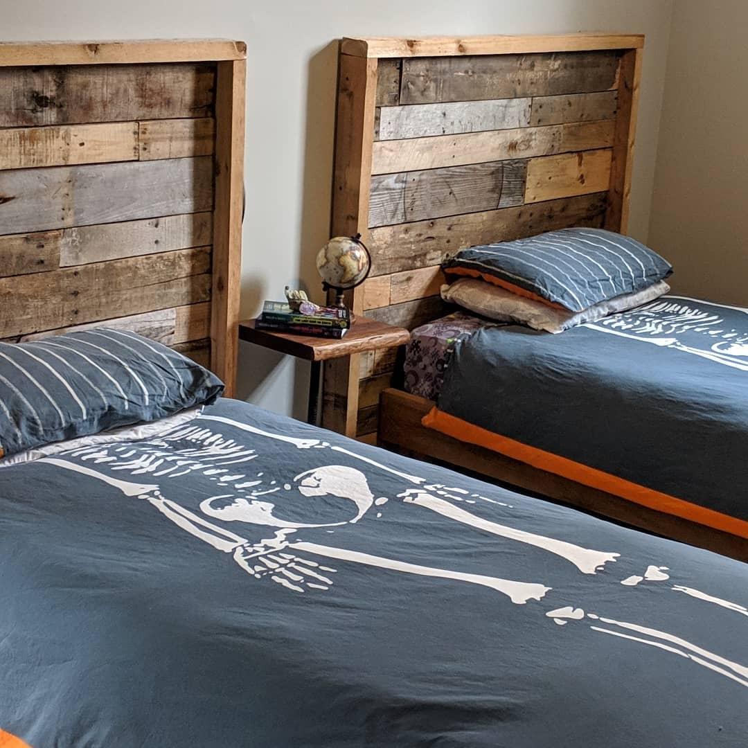 Closet to Bedroom
