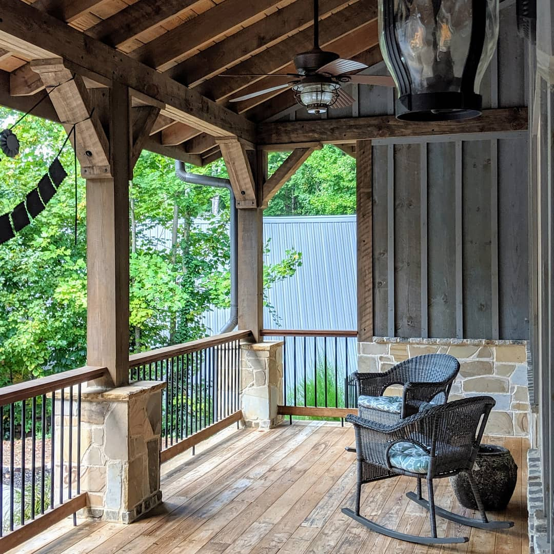 Front Porch Goals