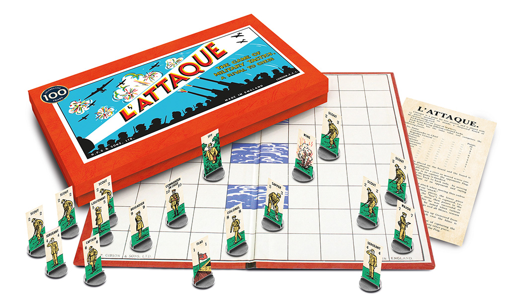 L'Attaque Game 100th Anniversary Edition