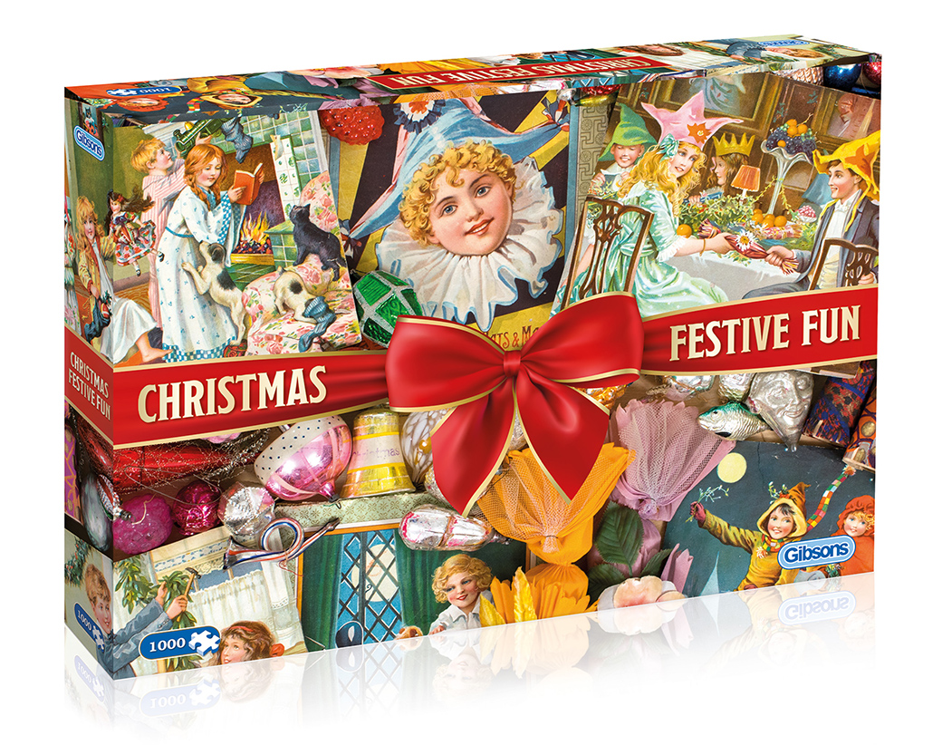 G7094 Christmas Festive Fun box