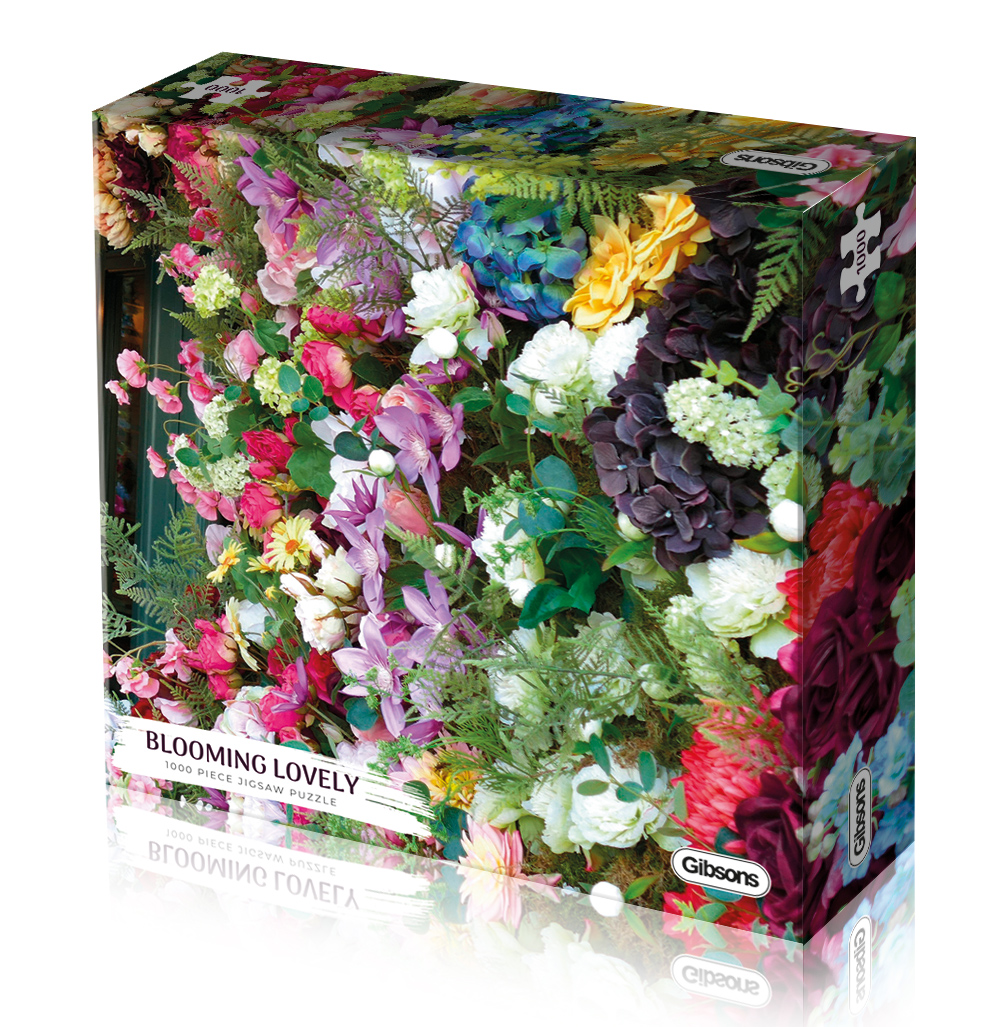 Blooming Lovely 1000pc Puzzle