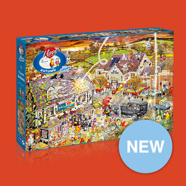 New Gibsons Games Puzzles