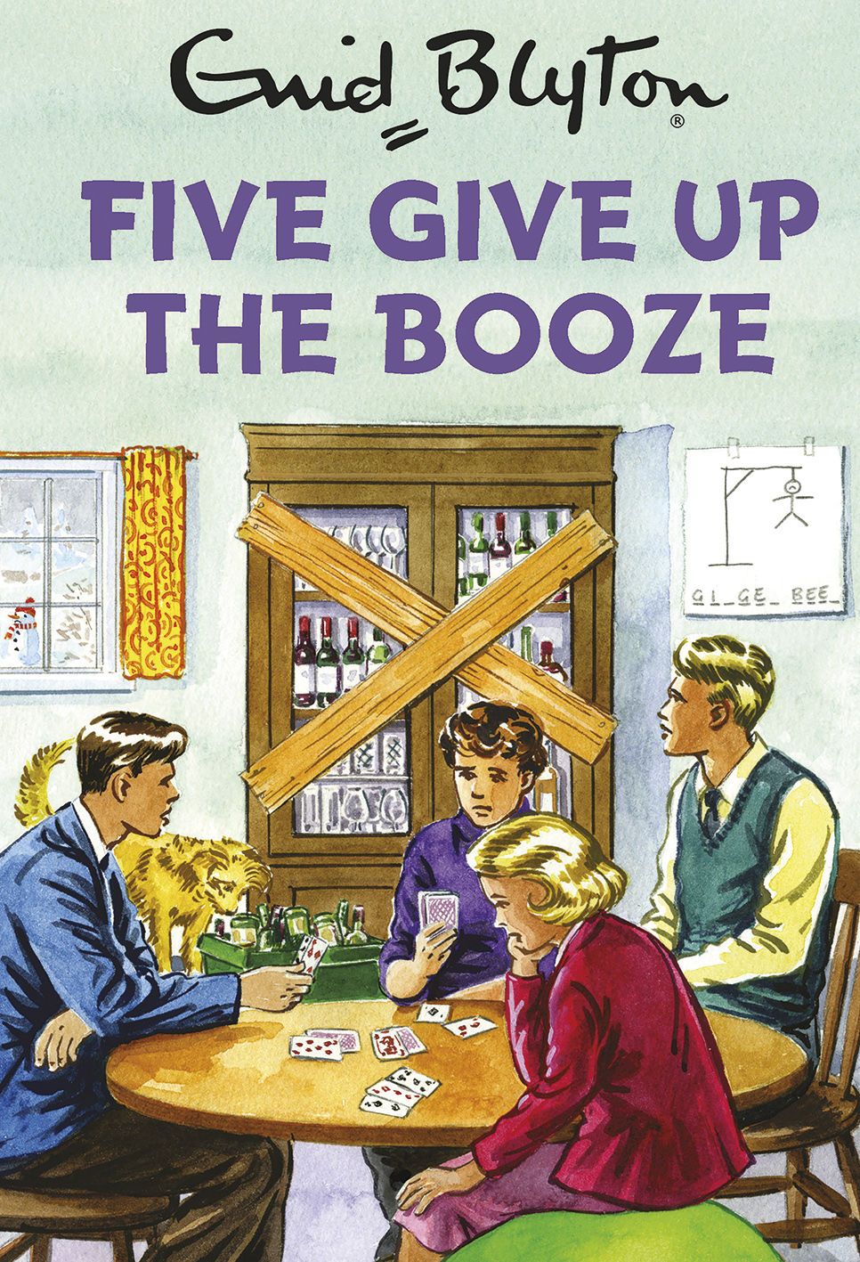 G2752 Five Give Up The Booze