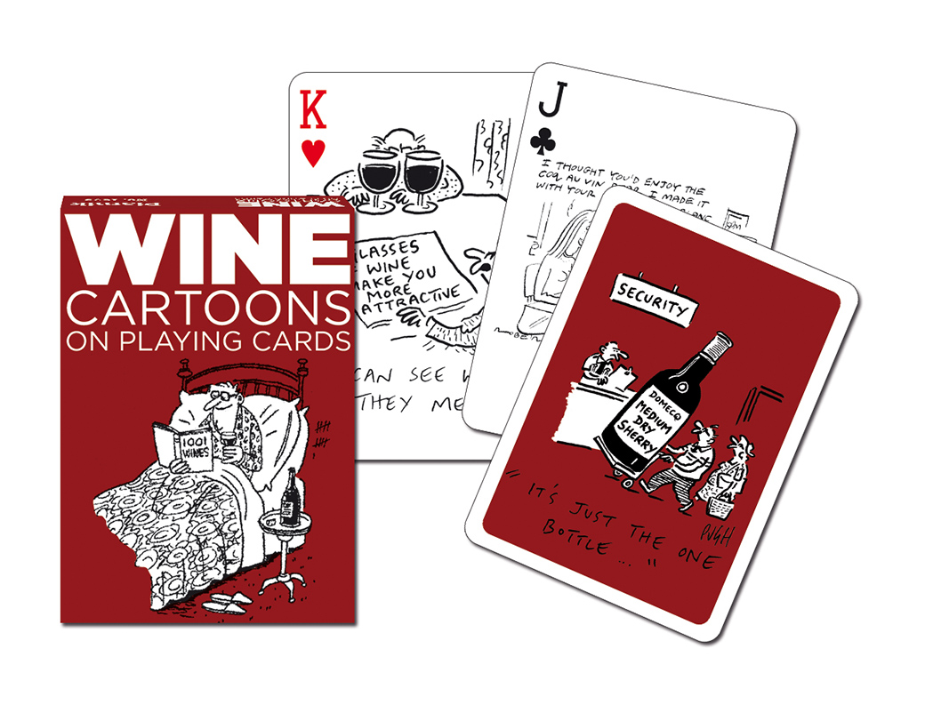 Wine Cartoons