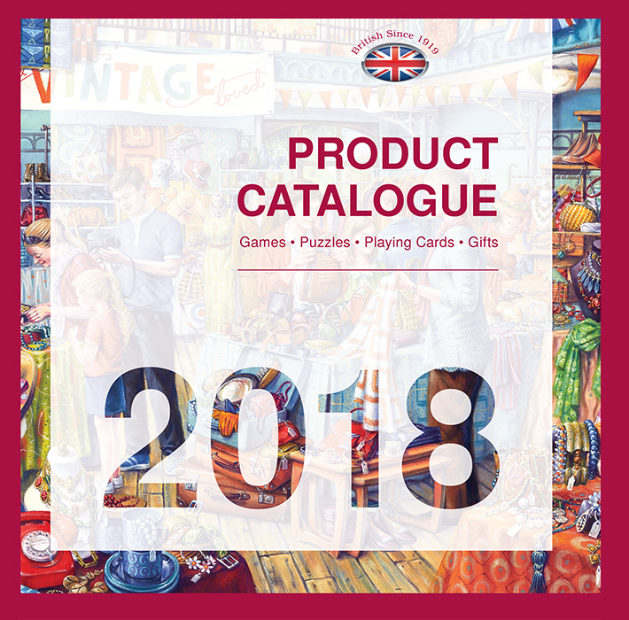 Trade Catalogue Tile