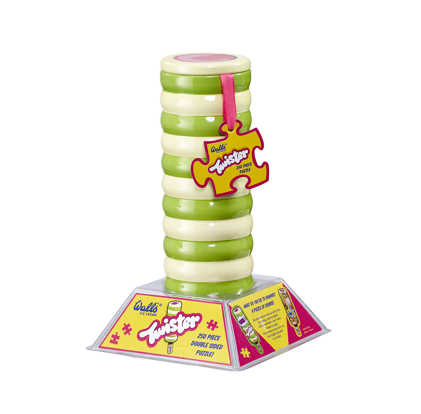 Wall's Twister Ice Cream Jigsaw Puzzle
