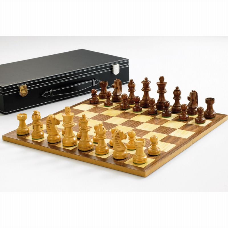 Chess Set 3″ King
