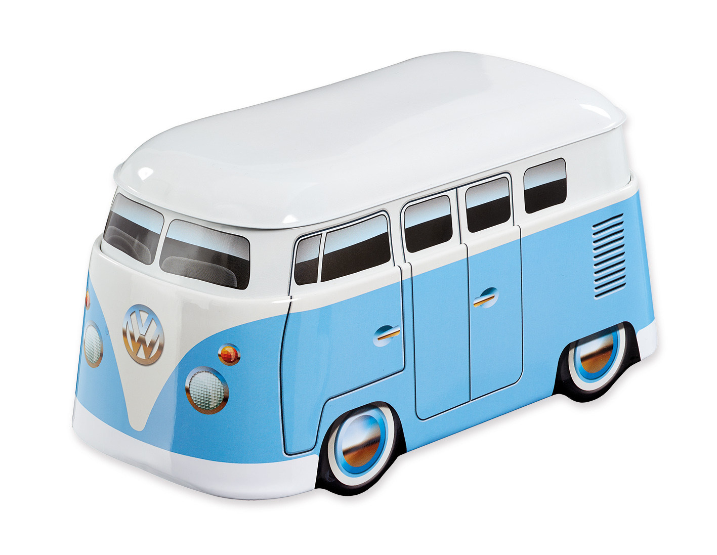 The Official VW Campervan Jigsaw Puzzle