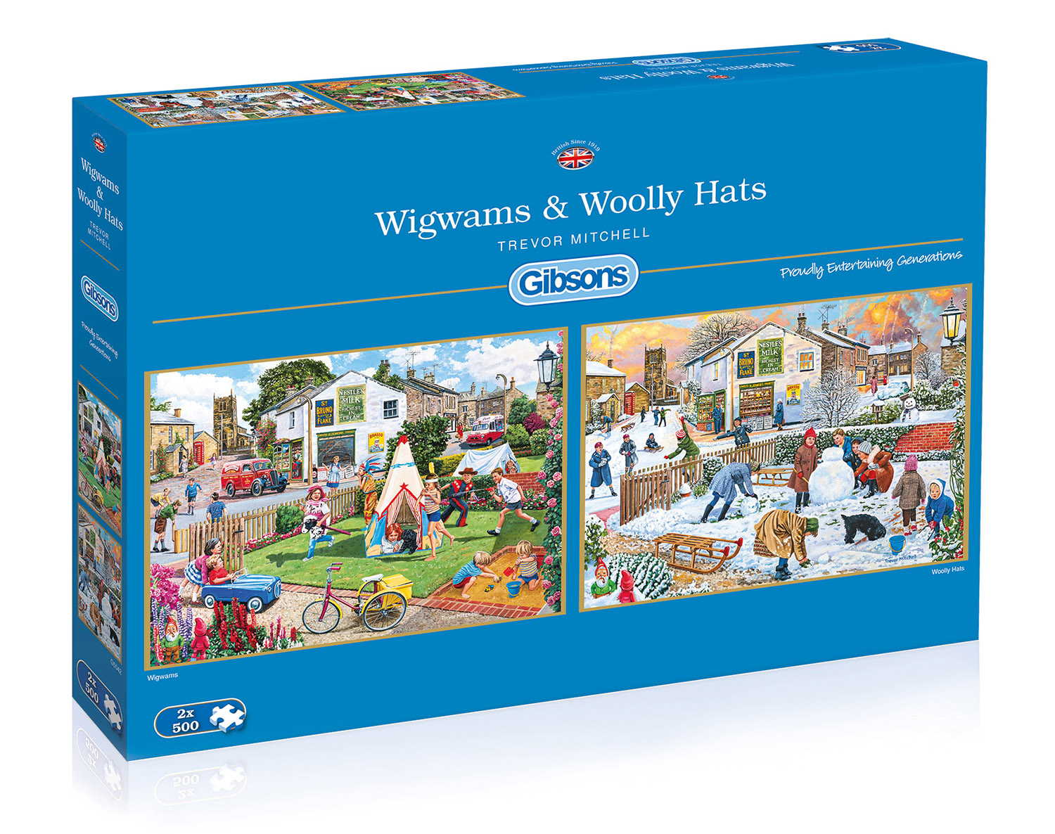 Wigwams & Woolly Hats