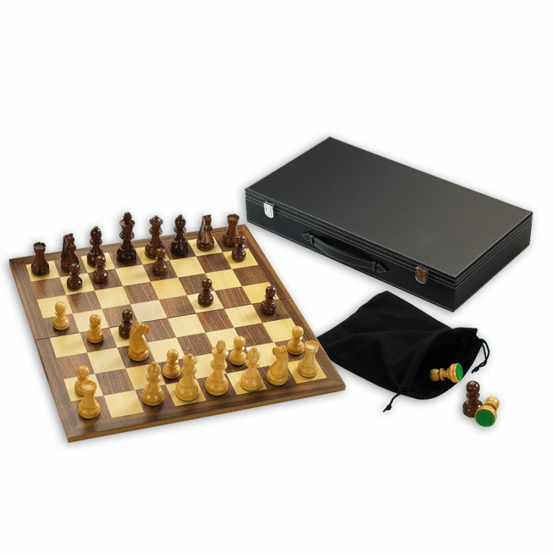 Chess Set 3 1/2″ King