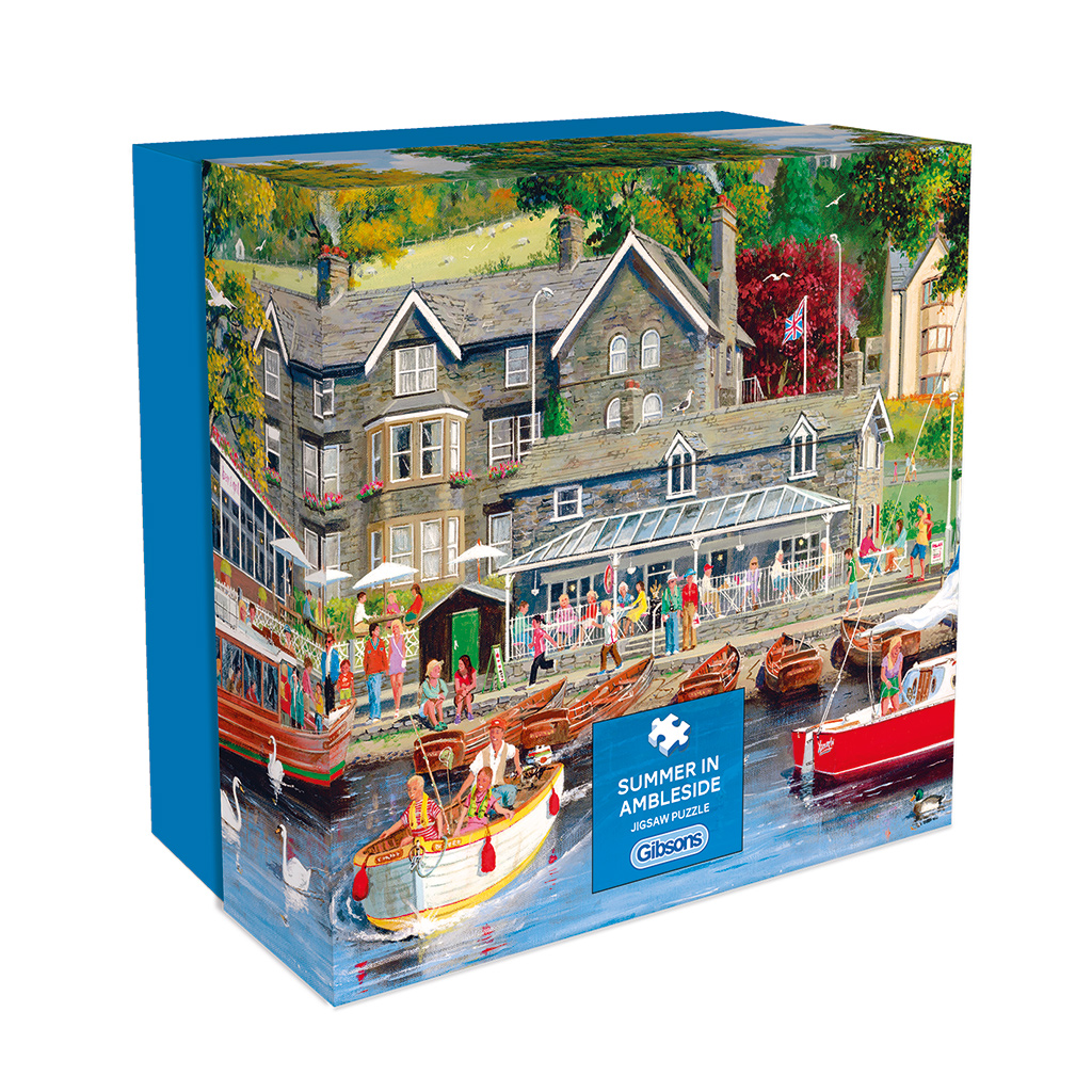 Summer in Ambleside Gift Puzzle