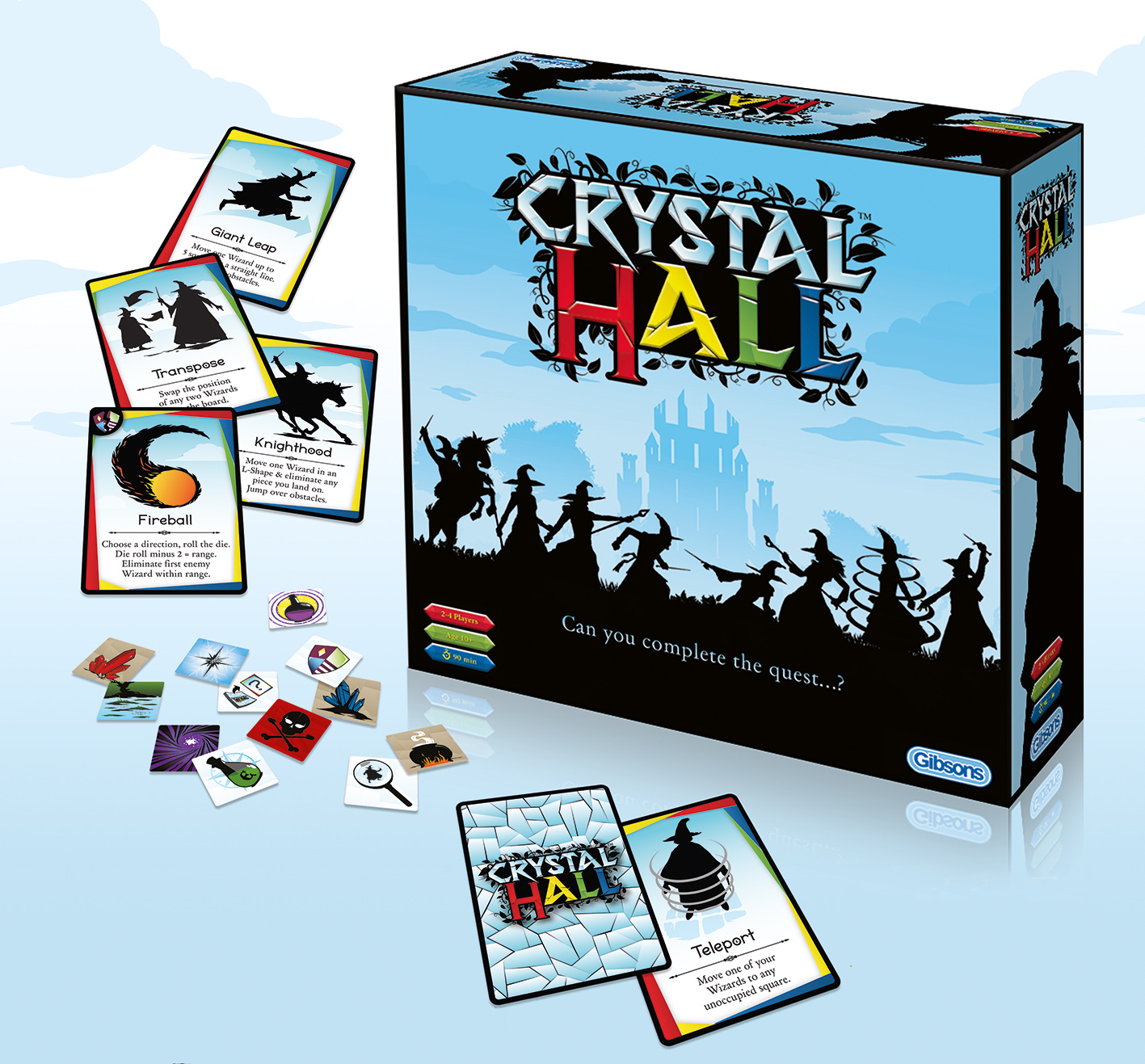 Crystal Hall