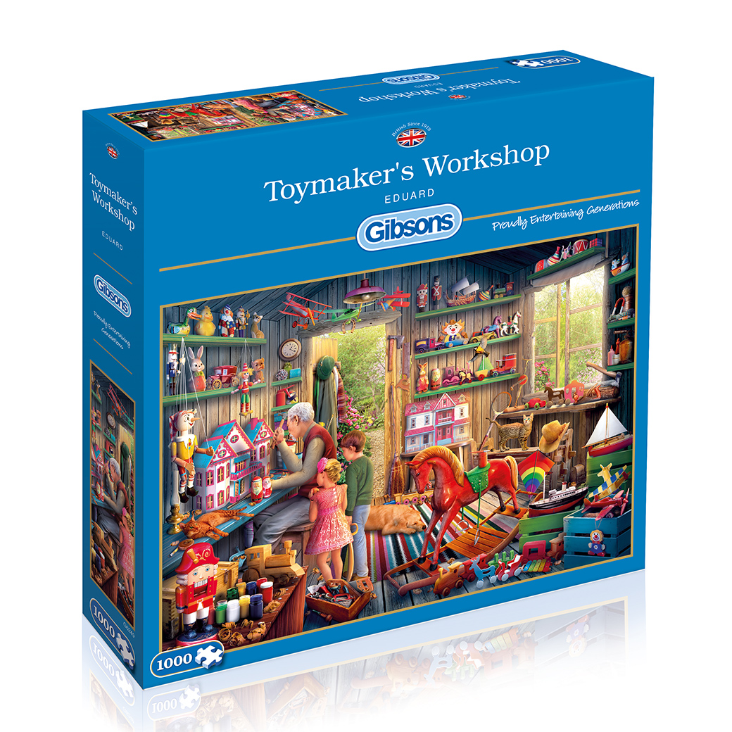 Toymaker's Workshop
