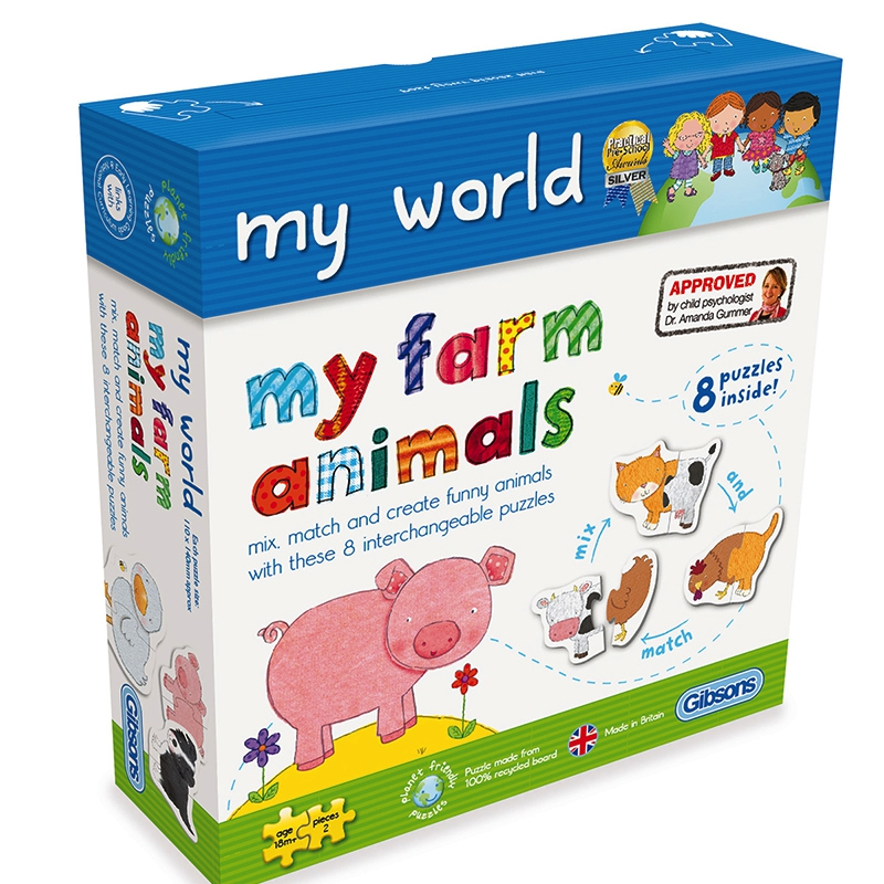 My Farm Animals