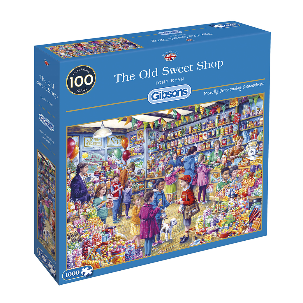 The Old Sweet Shop (1000pc)