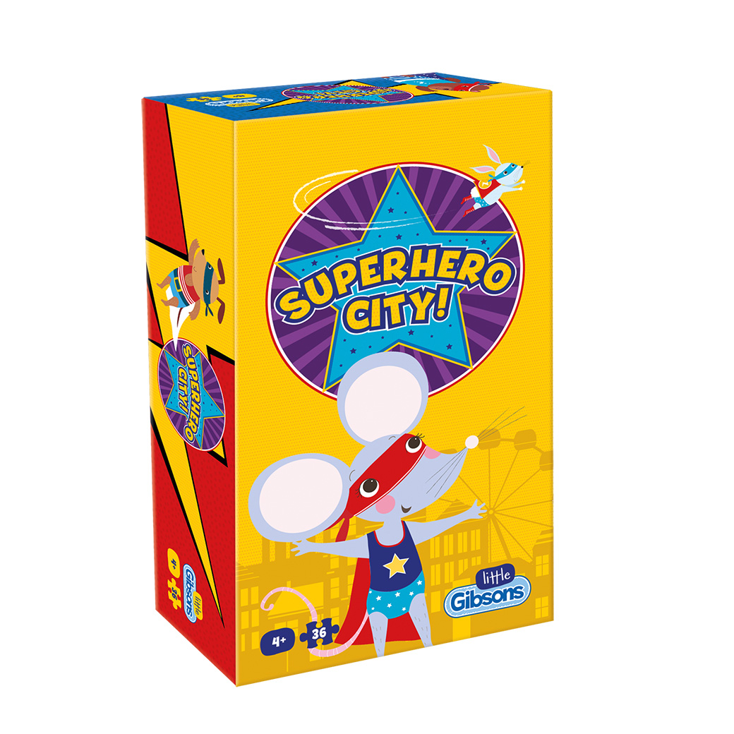 G1032 Superhero City box web