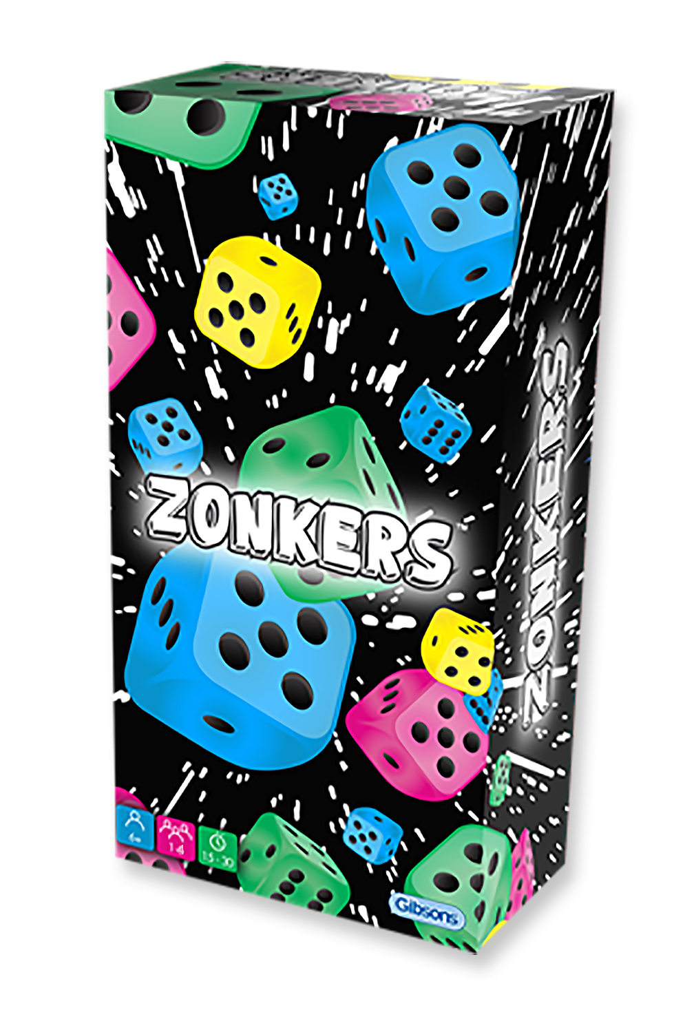 G9022 Zonkers box